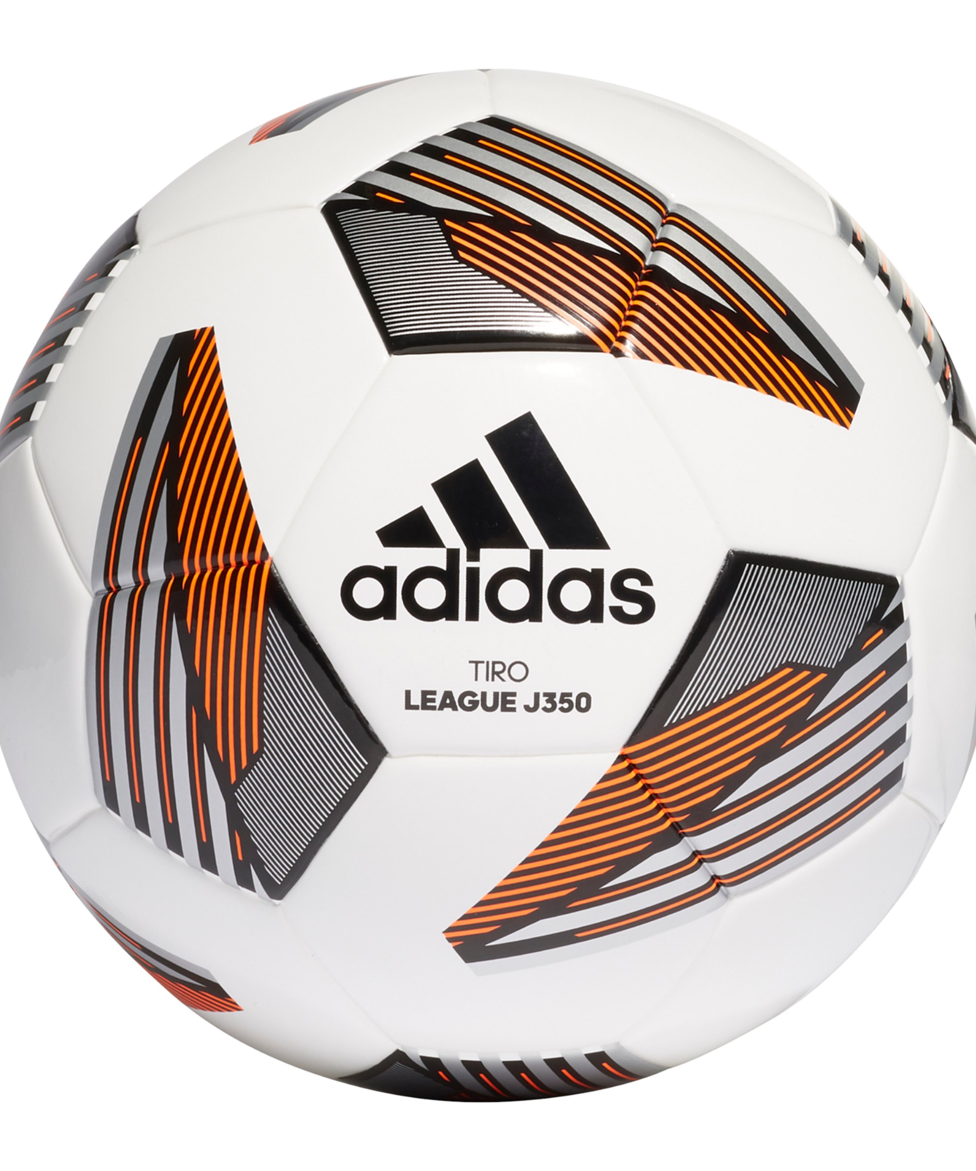 adidas Tiro League Junior 350 Gramm Fussball Weiss - weiss
