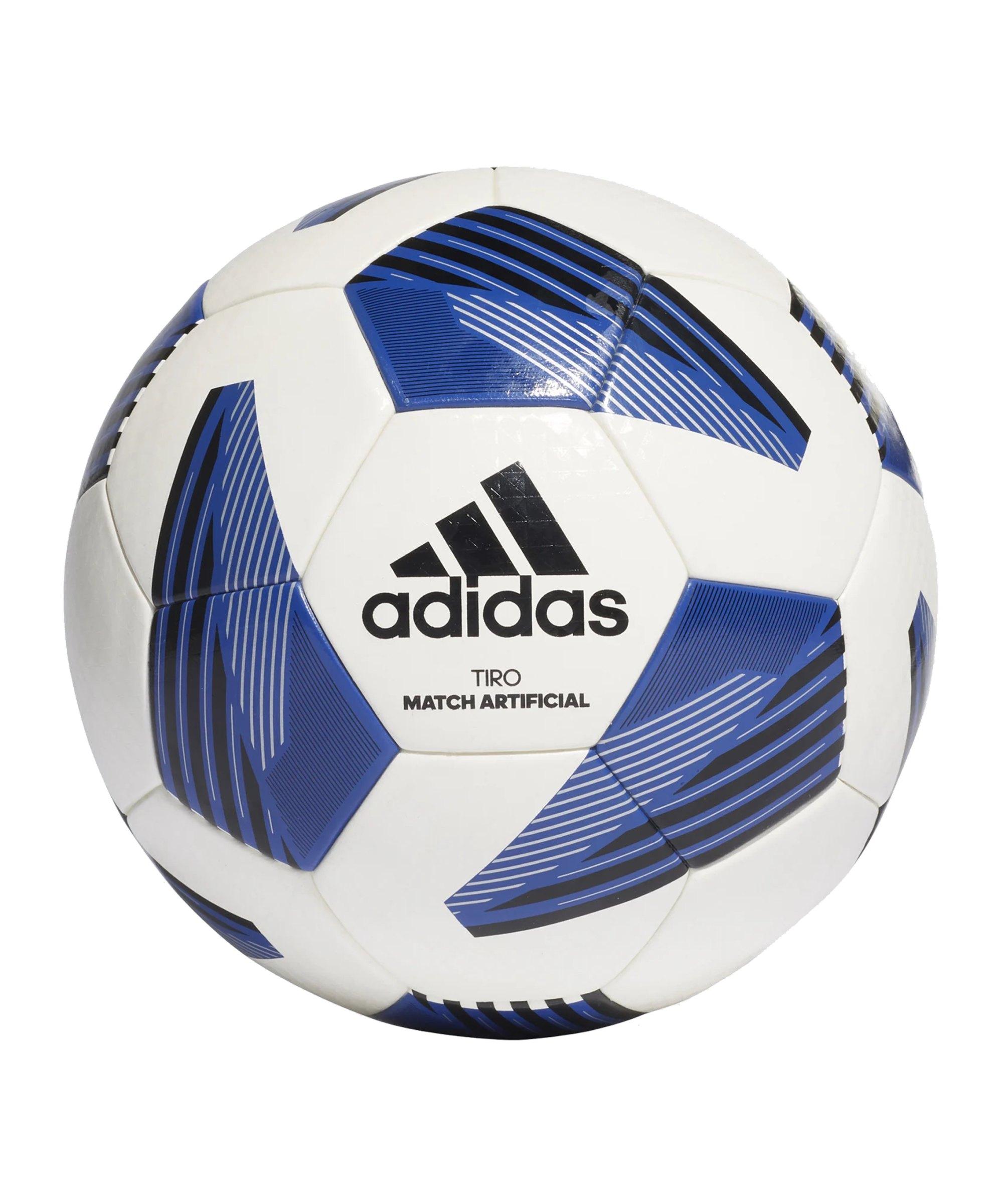 adidas Tiro League Artificial Turf Fussball Weiss - weiss