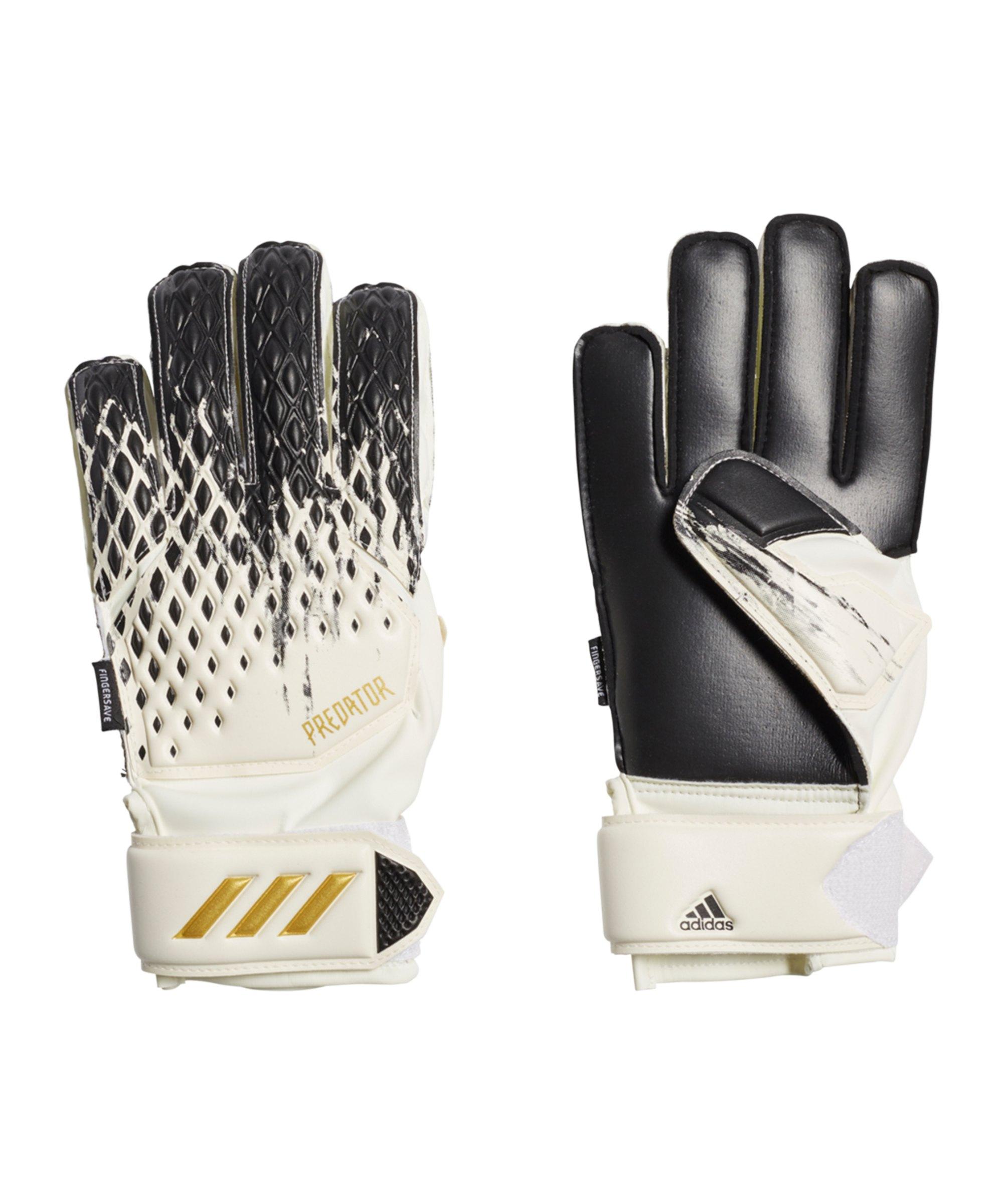adidas Predator Match FS Inflight TW-Handschuh J Kids Weiss - weiss