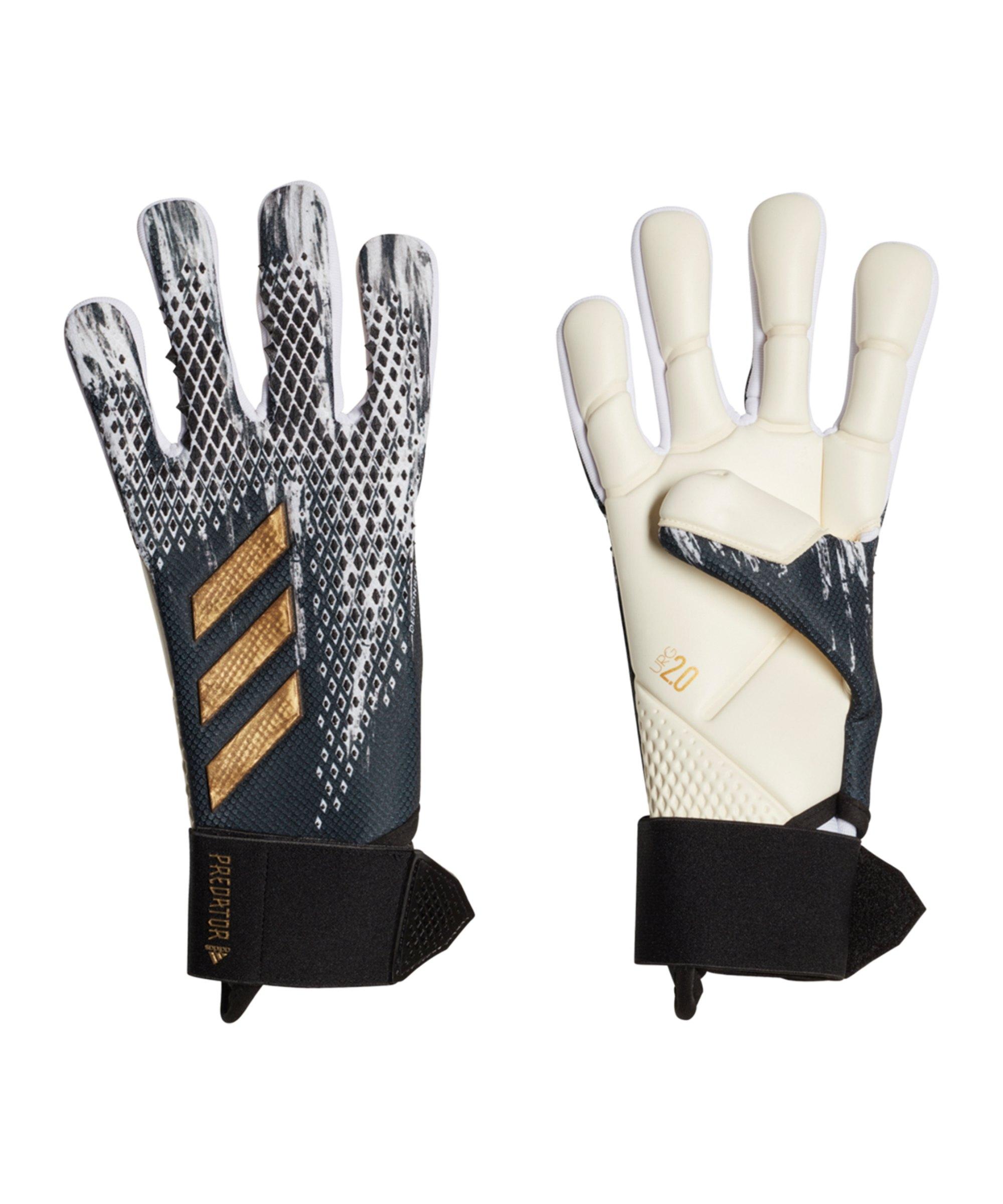 adidas Predator Inflight Competition TW-Handschuh Schwarz - schwarz