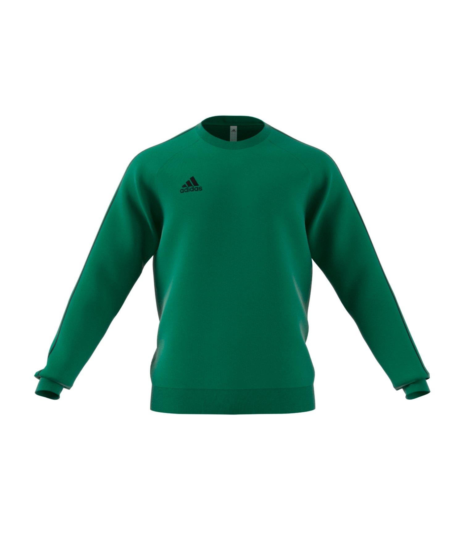 adidas Core 18 Sweatshirt Grün - gruen