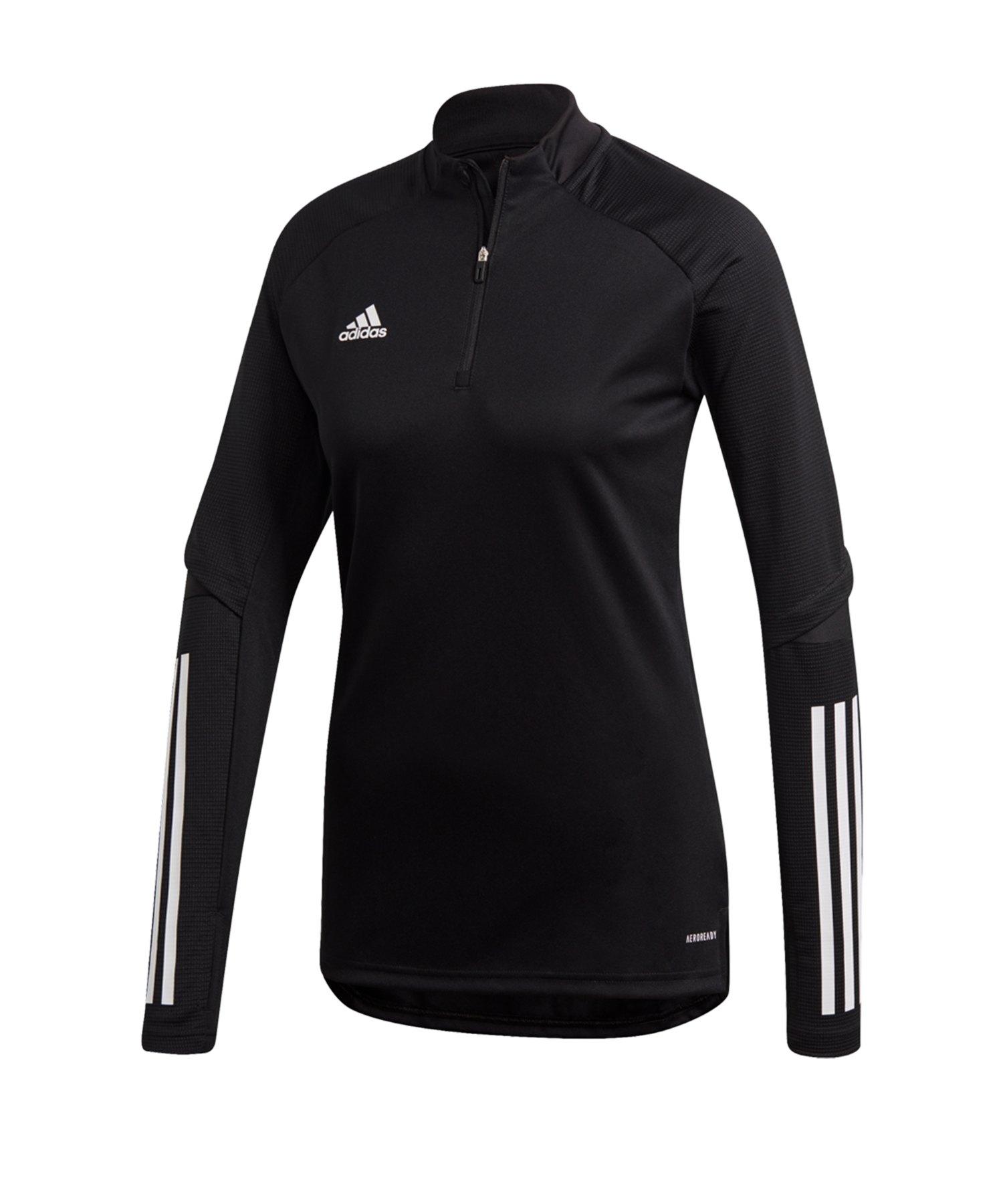 adidas Condivo 20 Trainingstop LA Damen Schwarz - schwarz