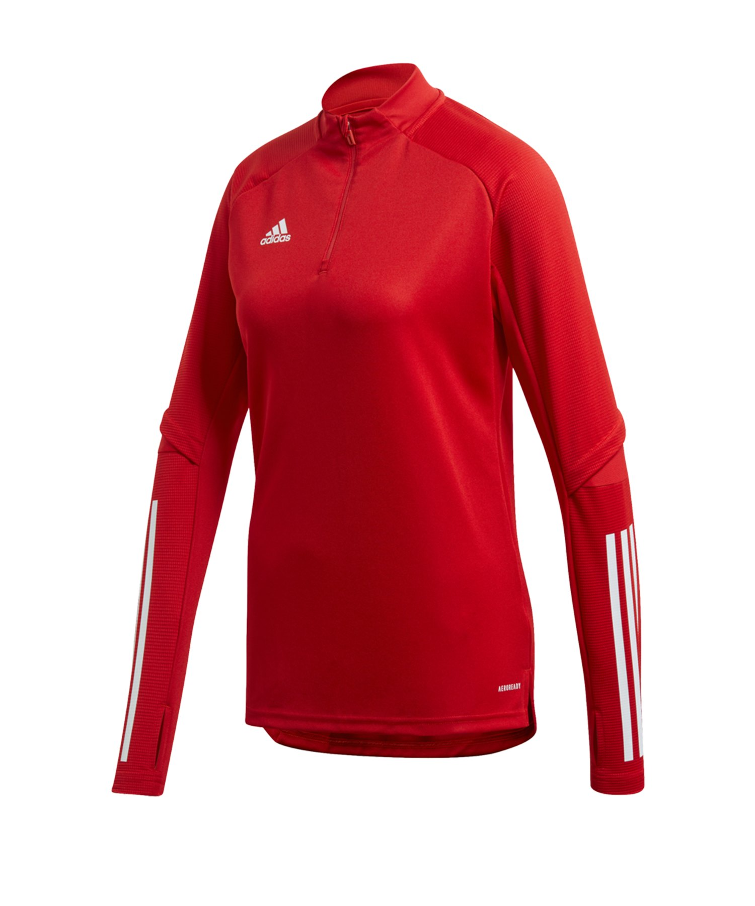adidas Condivo 20 Trainingstop LA Damen Rot Weiss - rot