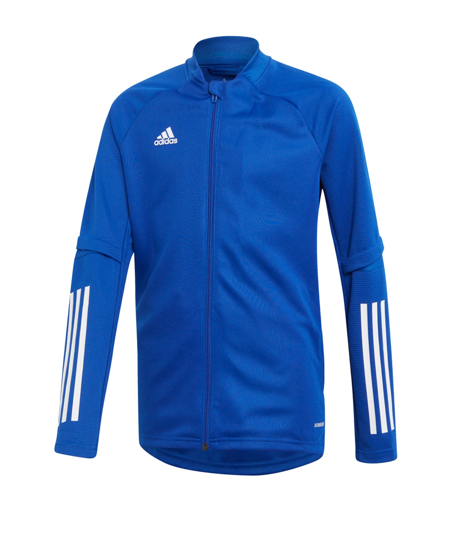 adidas Condivo 20 Trainingsjacke Kids Blau - blau