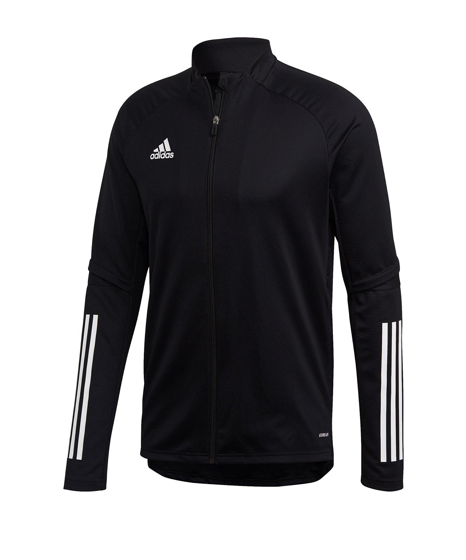 adidas Condivo 20 Trainingsjacke Schwarz - schwarz