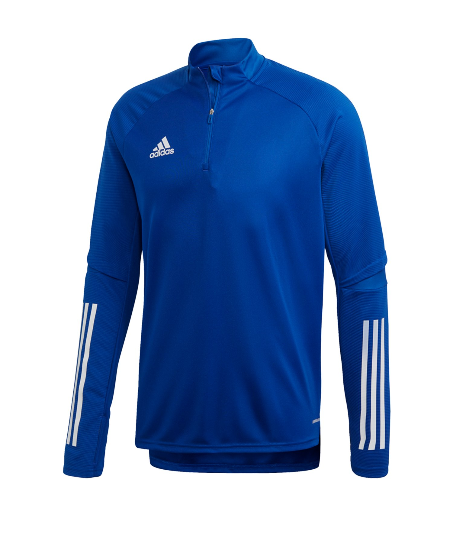 adidas Condivo 20 Trainingstop Blau Weiss - blau