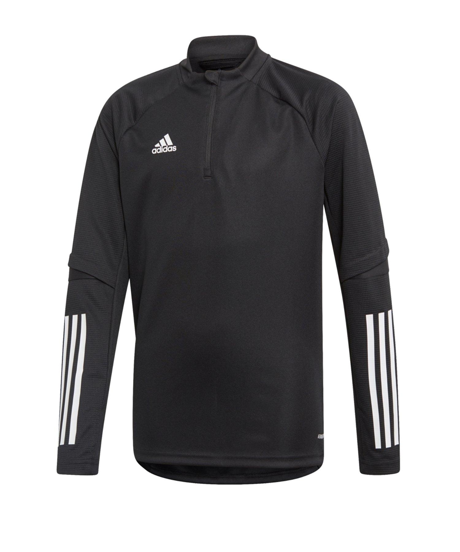 adidas Condivo 20 Trainingstop Kids Schwarz - schwarz