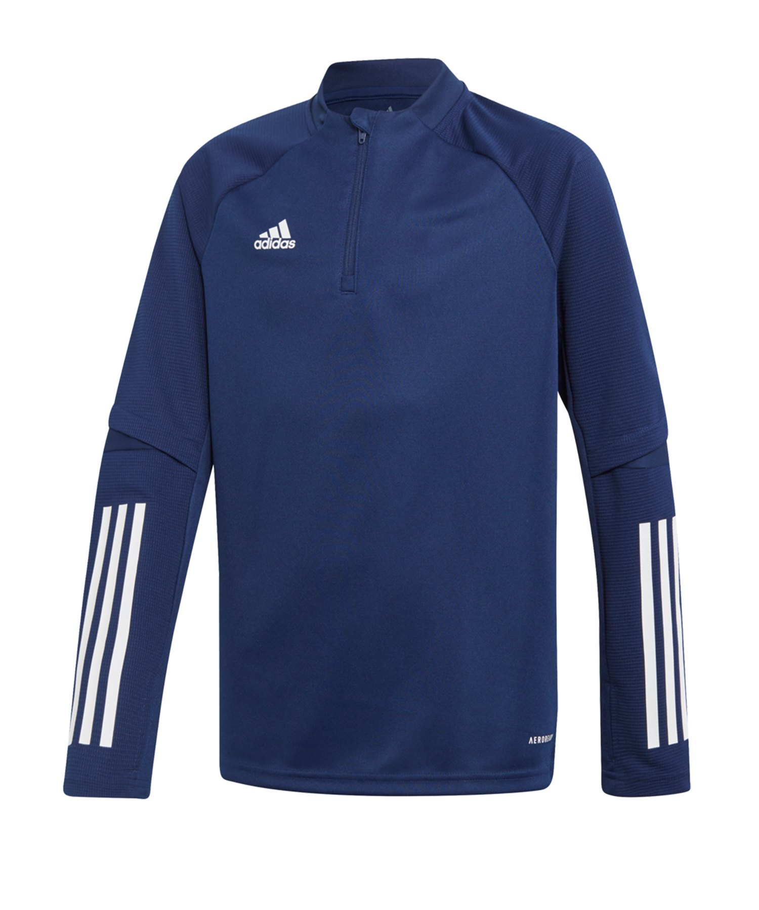 adidas Condivo 20 Trainingstop LA Kids Dunkelblau - blau