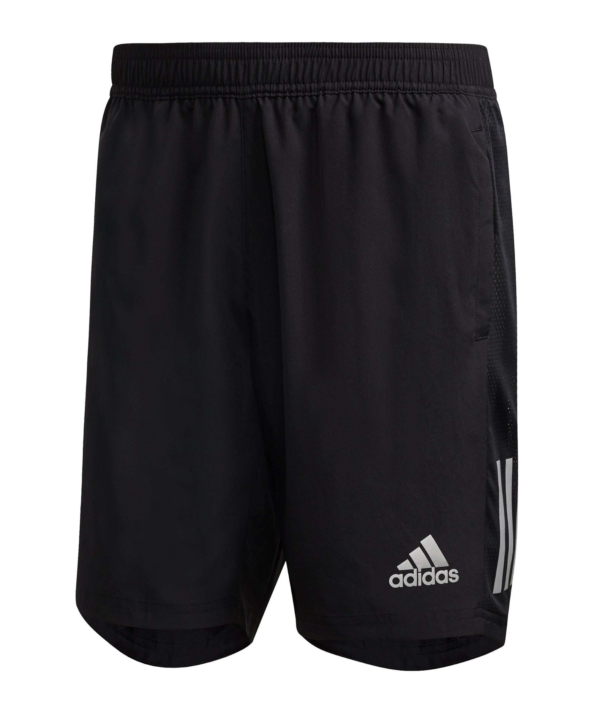 adidas Own The Run Short Schwarz - schwarz