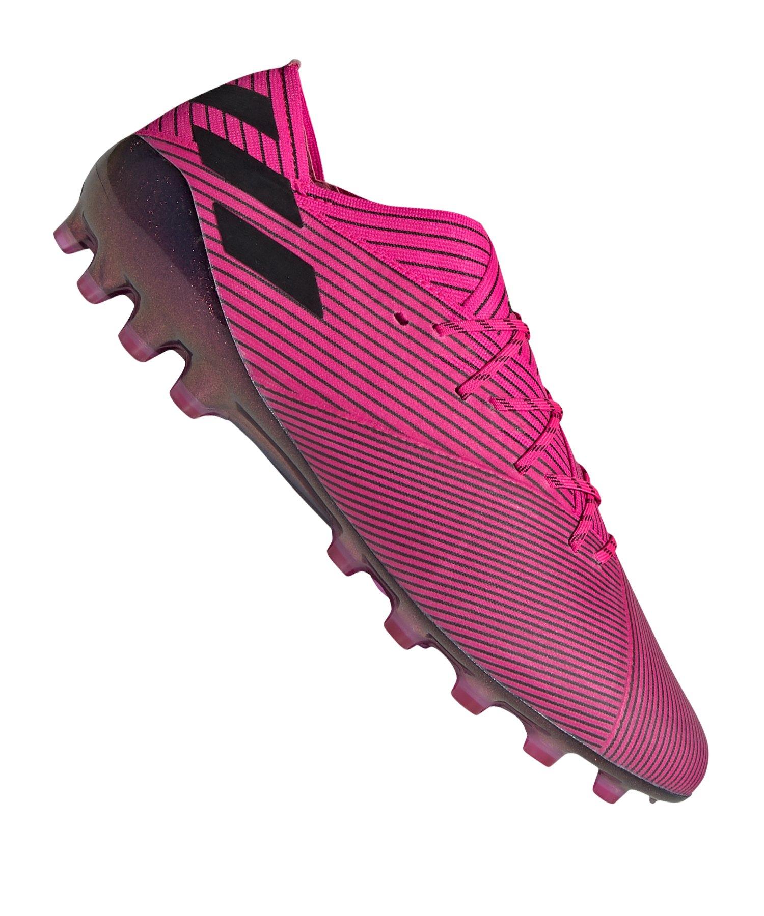 adidas NEMEZIZ 19.1 AG Pink - pink