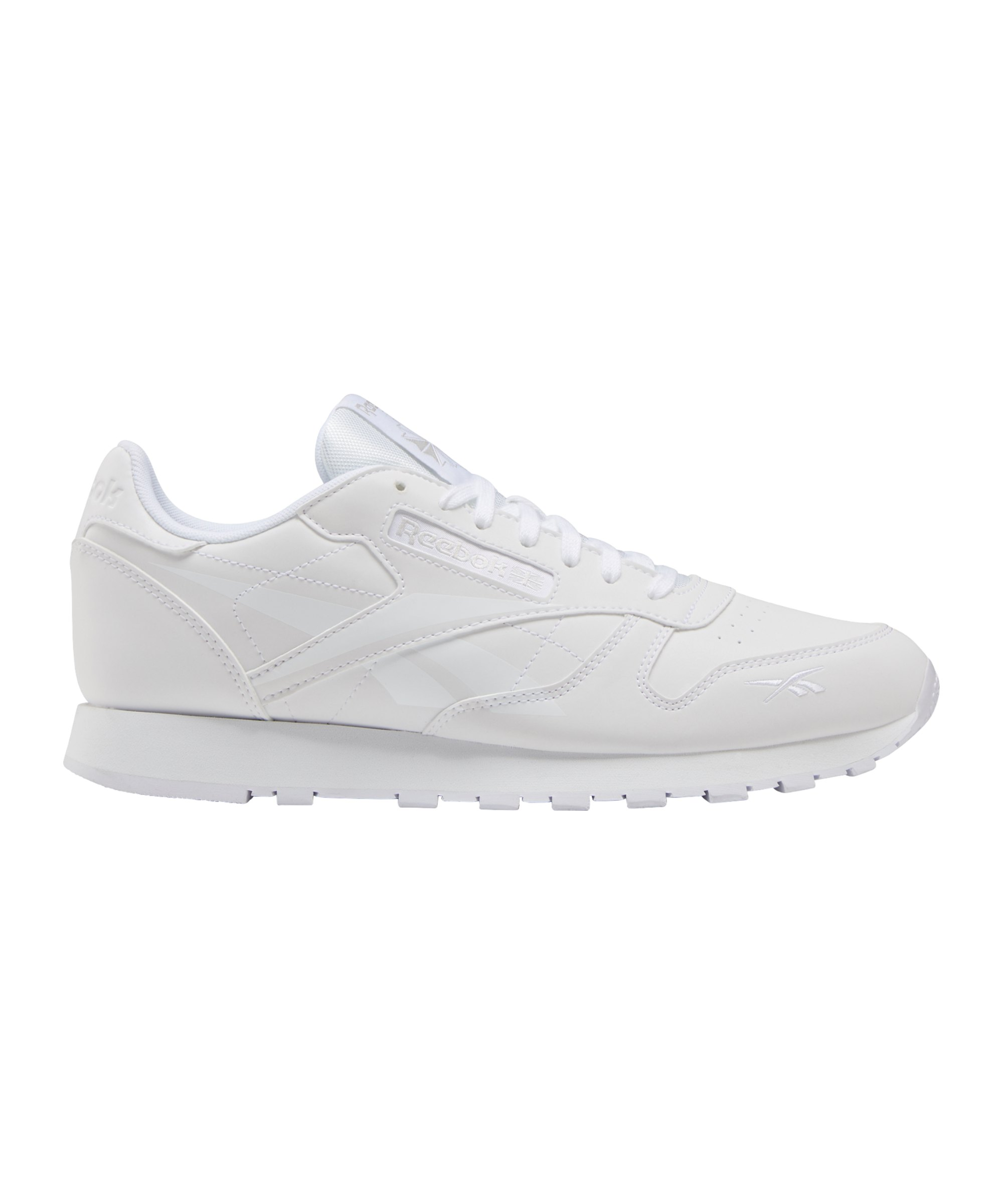 Reebok CL Leather Sneaker Weiss - weiss