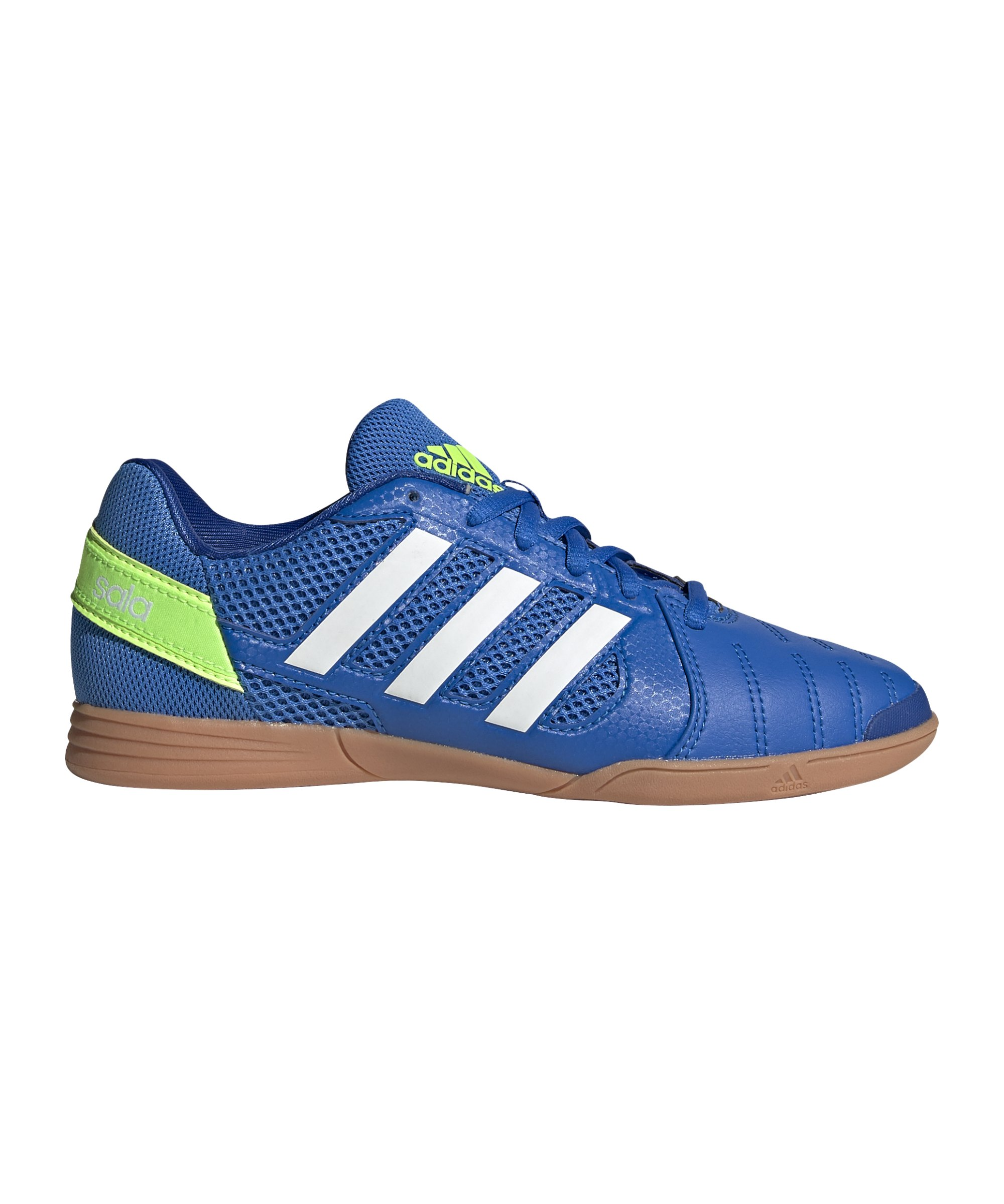 adidas Super Sala IN Halle J Kids Blau - blau