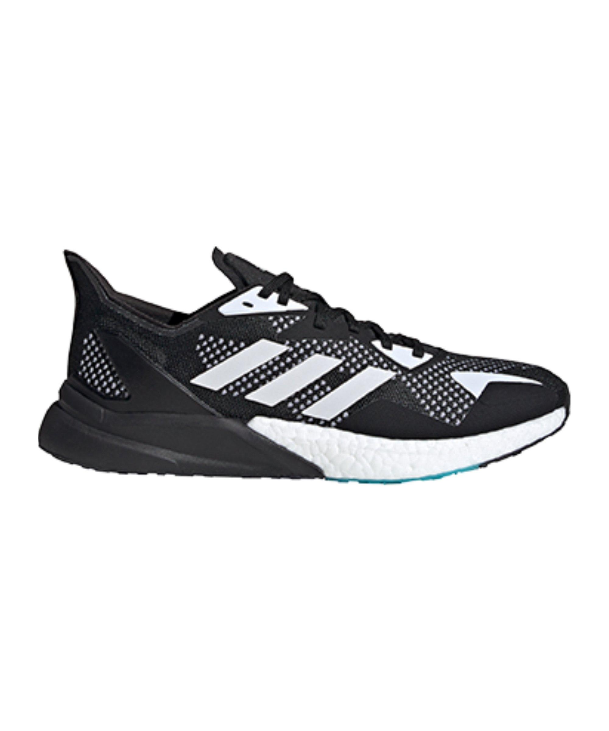 adidas x9000L3 Running Schwarz Weiss - schwarz