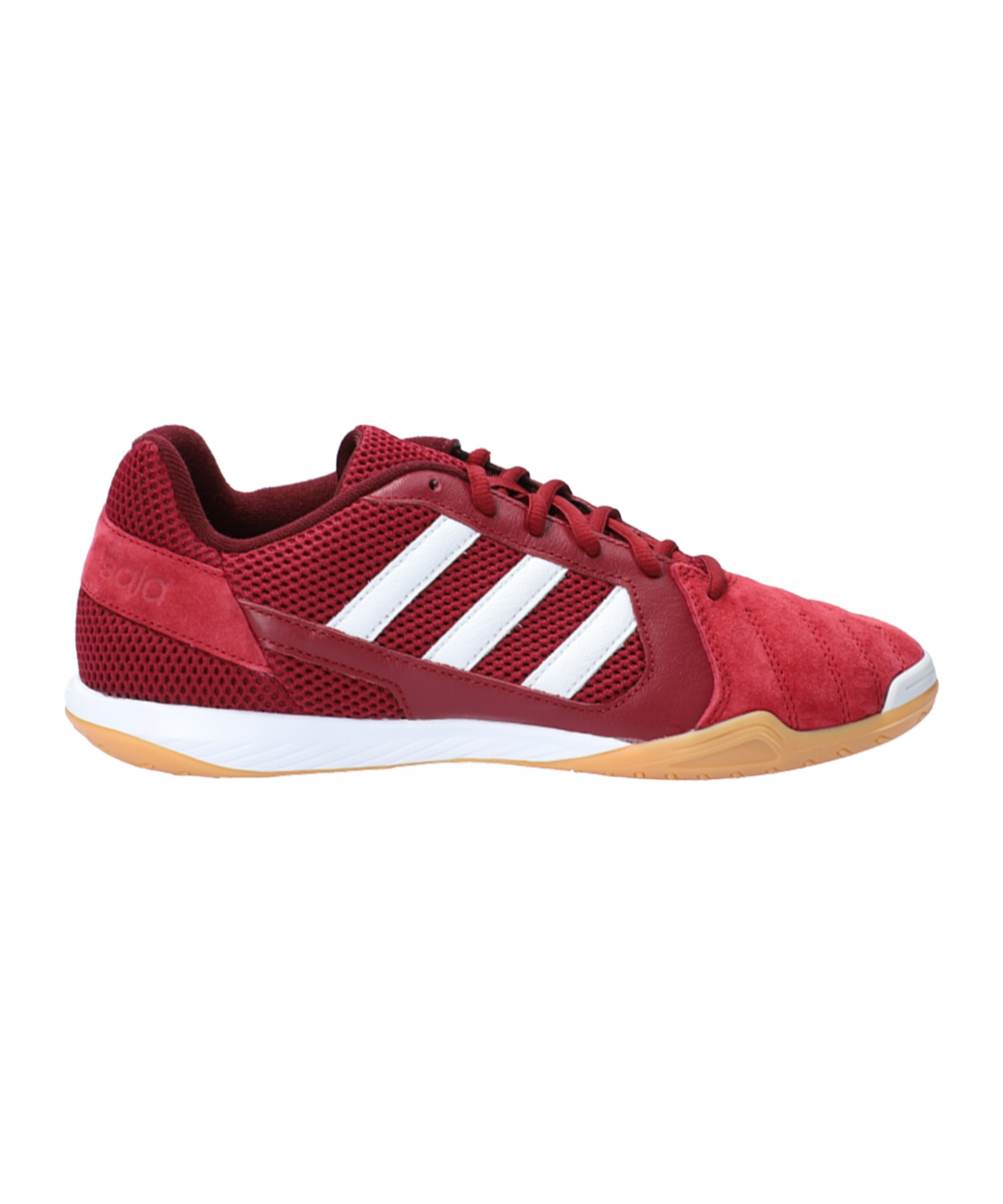 adidas Top Sala Lux IN Halle Rot - rot