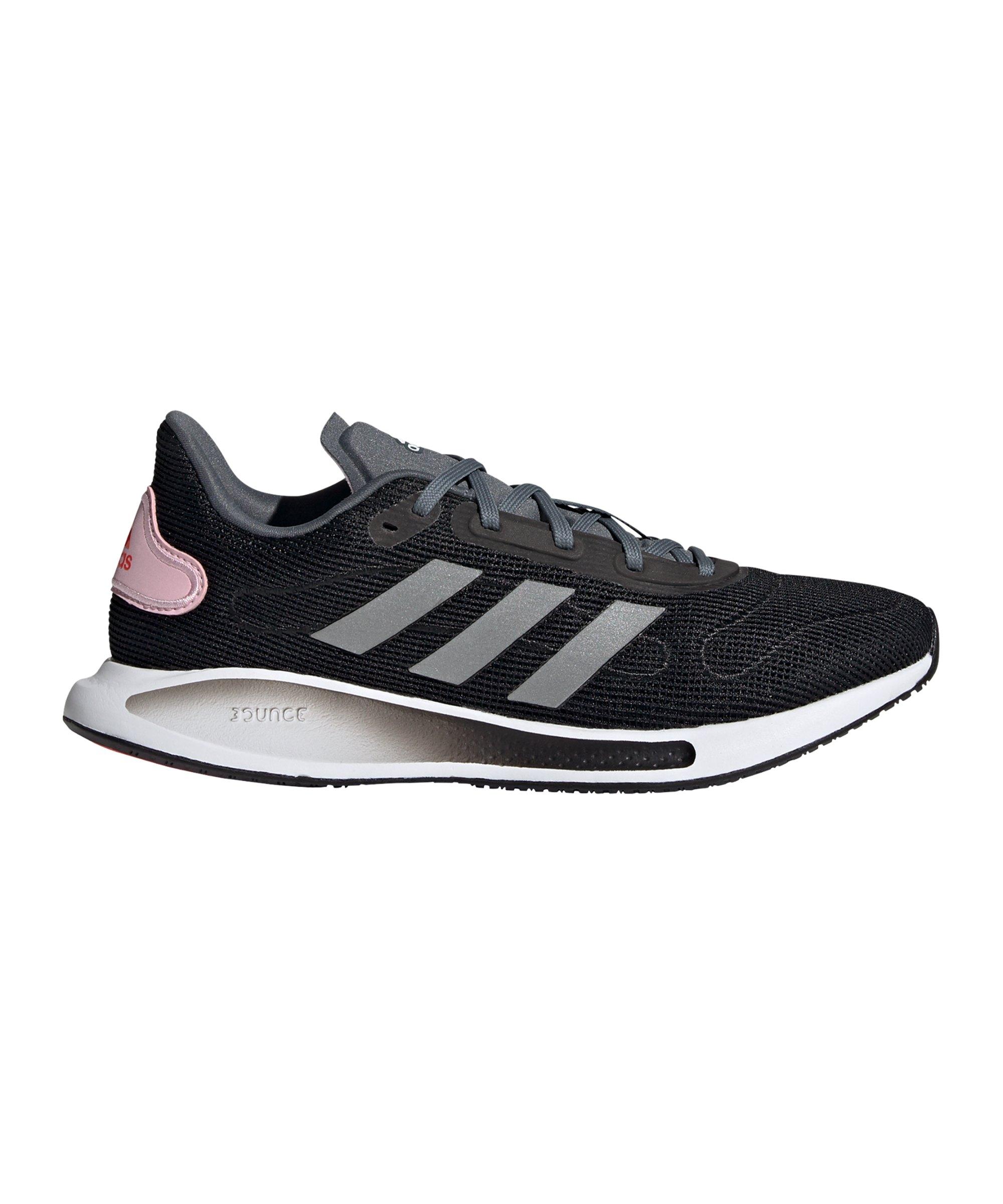 adidas Galaxar Running Damen Schwarz - schwarz