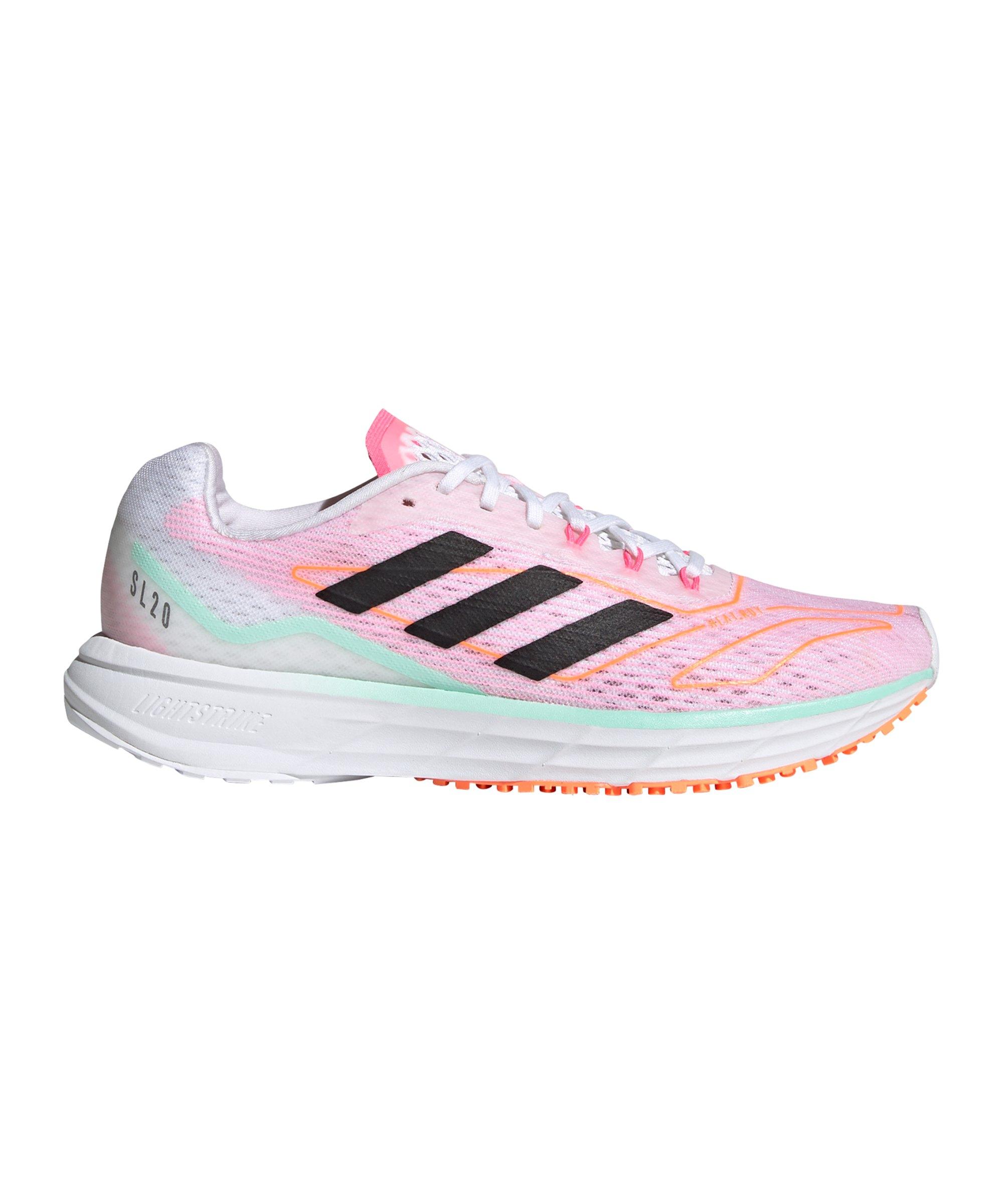 adidas SL 20.2 Summer.READY Running Damen Weiss - weiss
