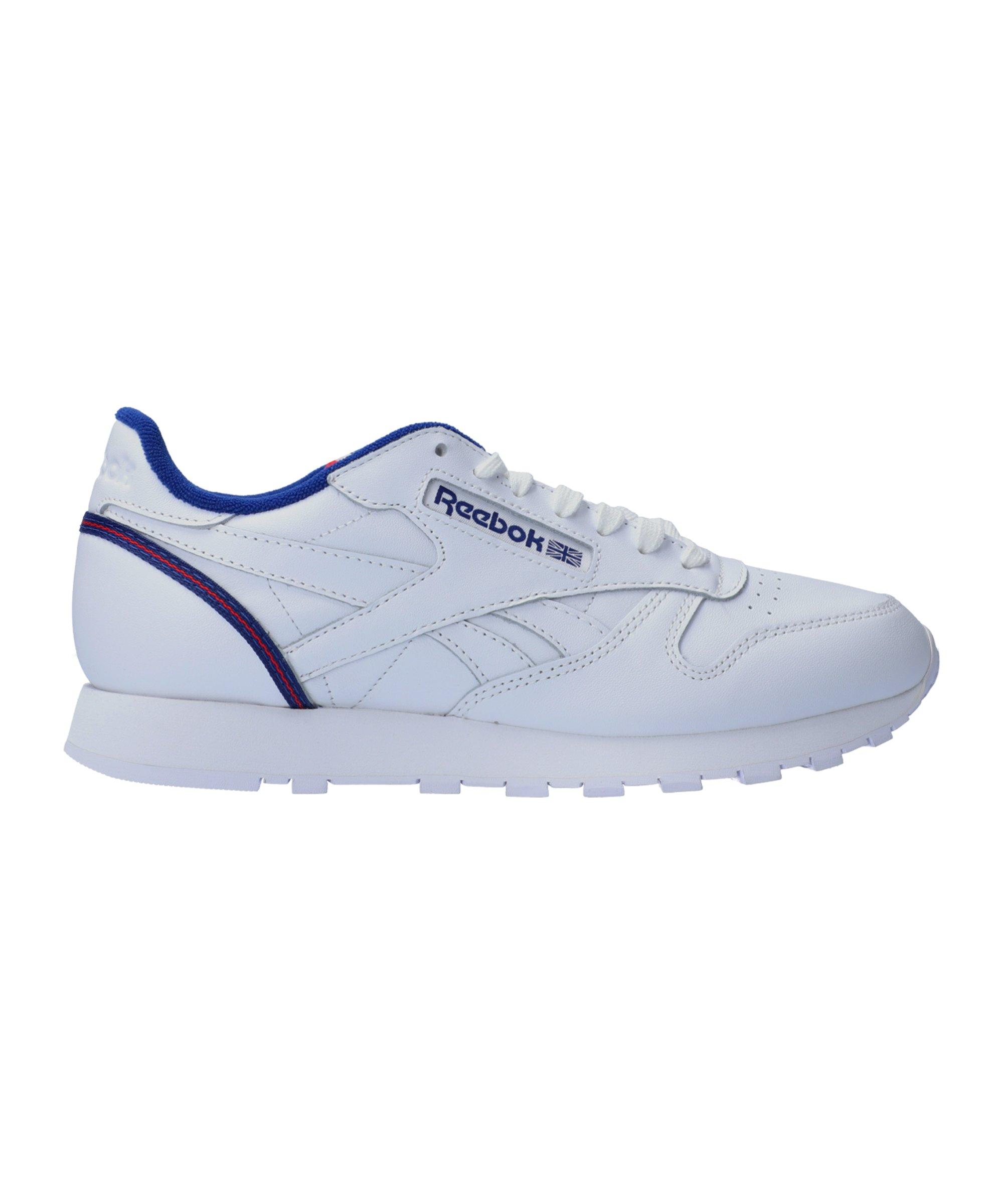 Reebok CL Leather Sneaker Weiss - weiss