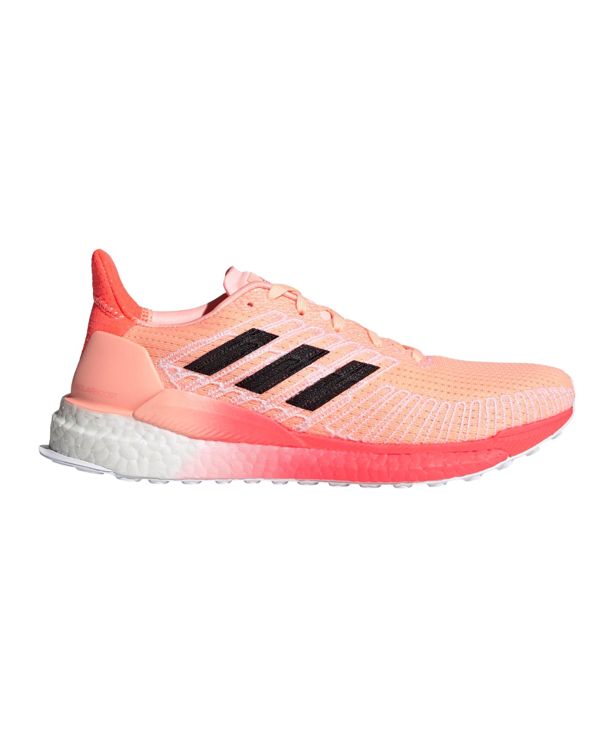 adidas Solar Boost 19 Running Damen Rosa Pink - rosa