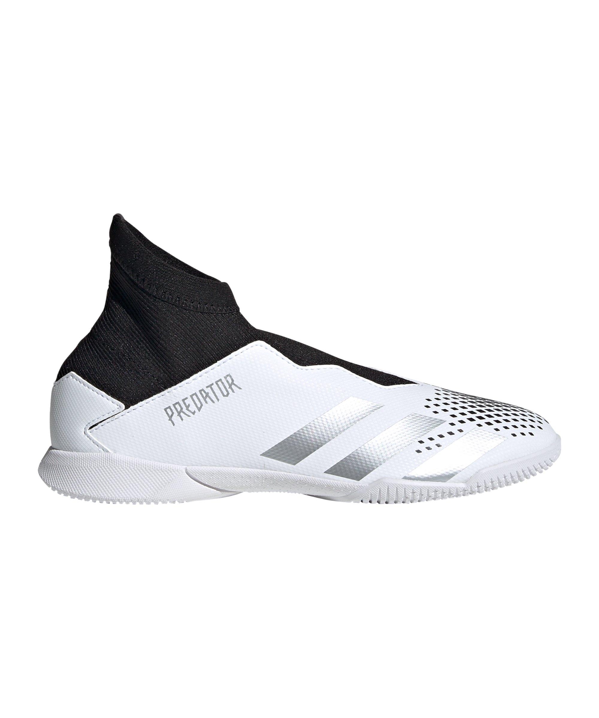adidas Predator Inflight 20.3 LL IN Halle J Kids - weiss