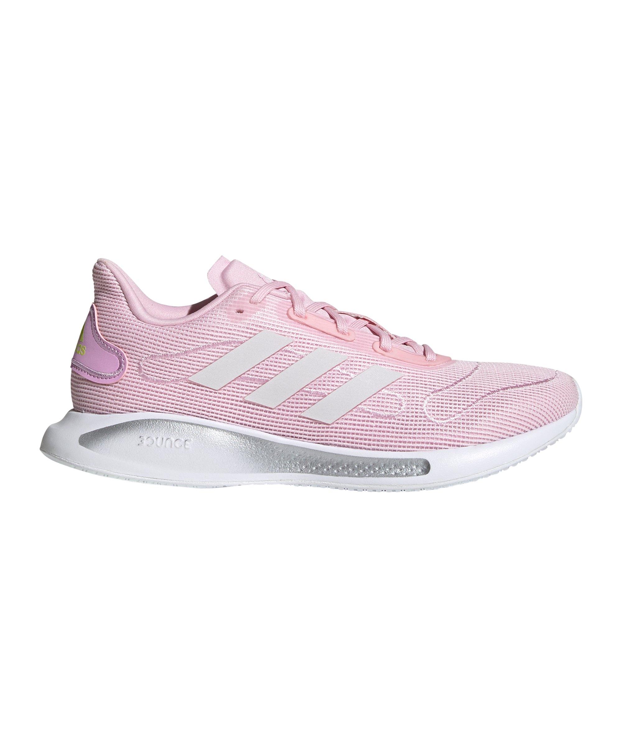 adidas Galaxar Running Damen Pink - pink