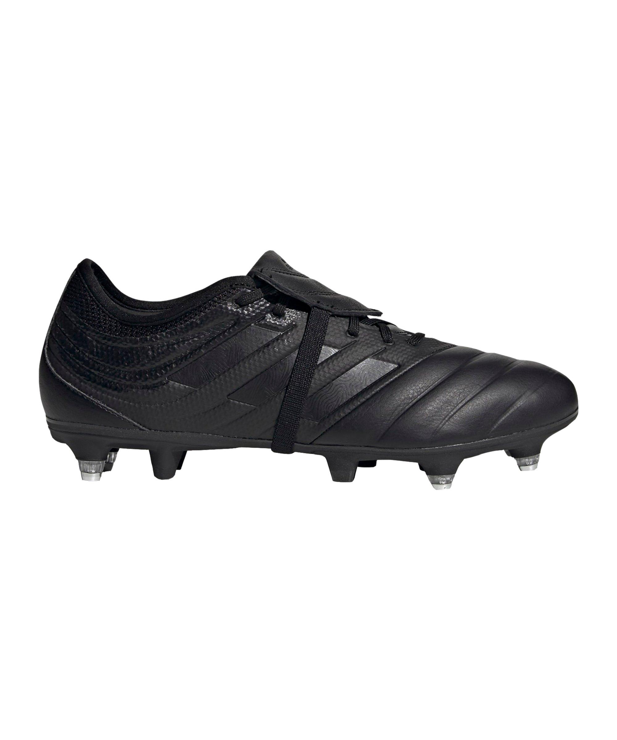 adidas COPA Gloro Dark Motion 20.2 SG Schwarz Grau - schwarz