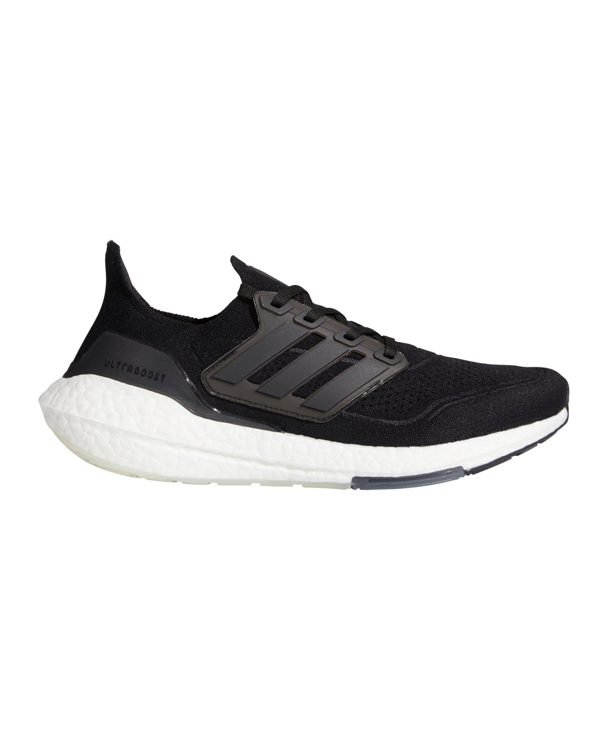 adidas Ultraboost 21 Running Schwarz - schwarz