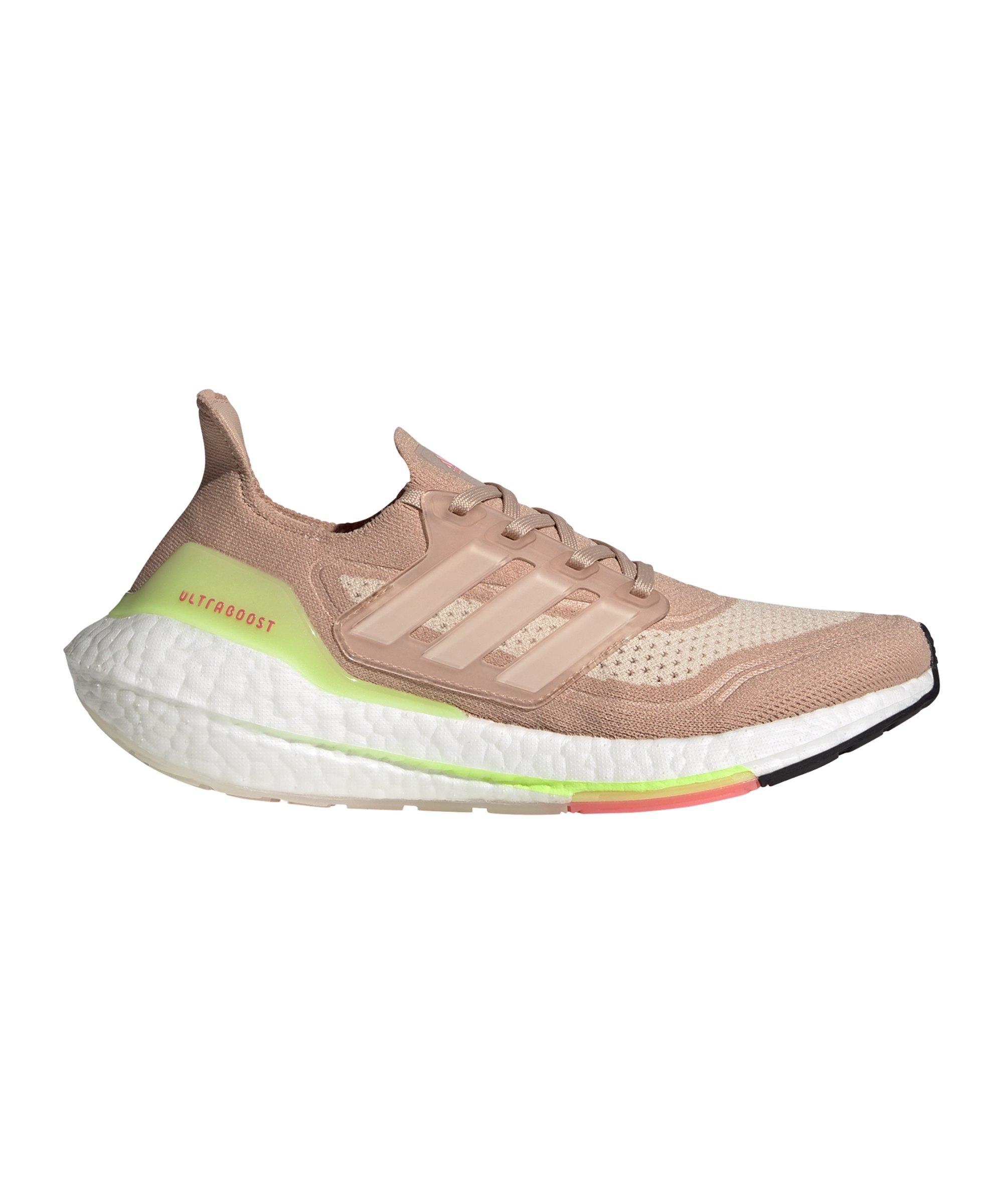 adidas Ultraboost 21 Running Damen Rosa - rosa