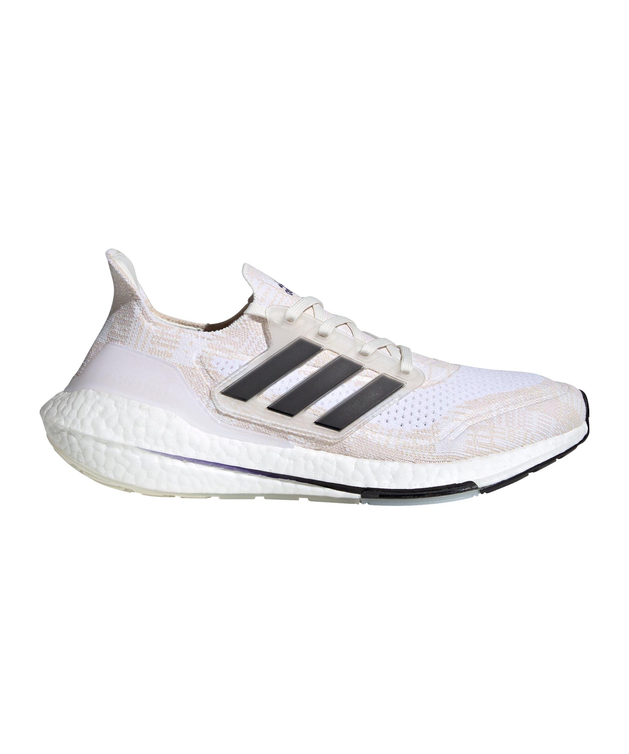 adidas Ultraboost 21 Primeblue Running Beige - beige
