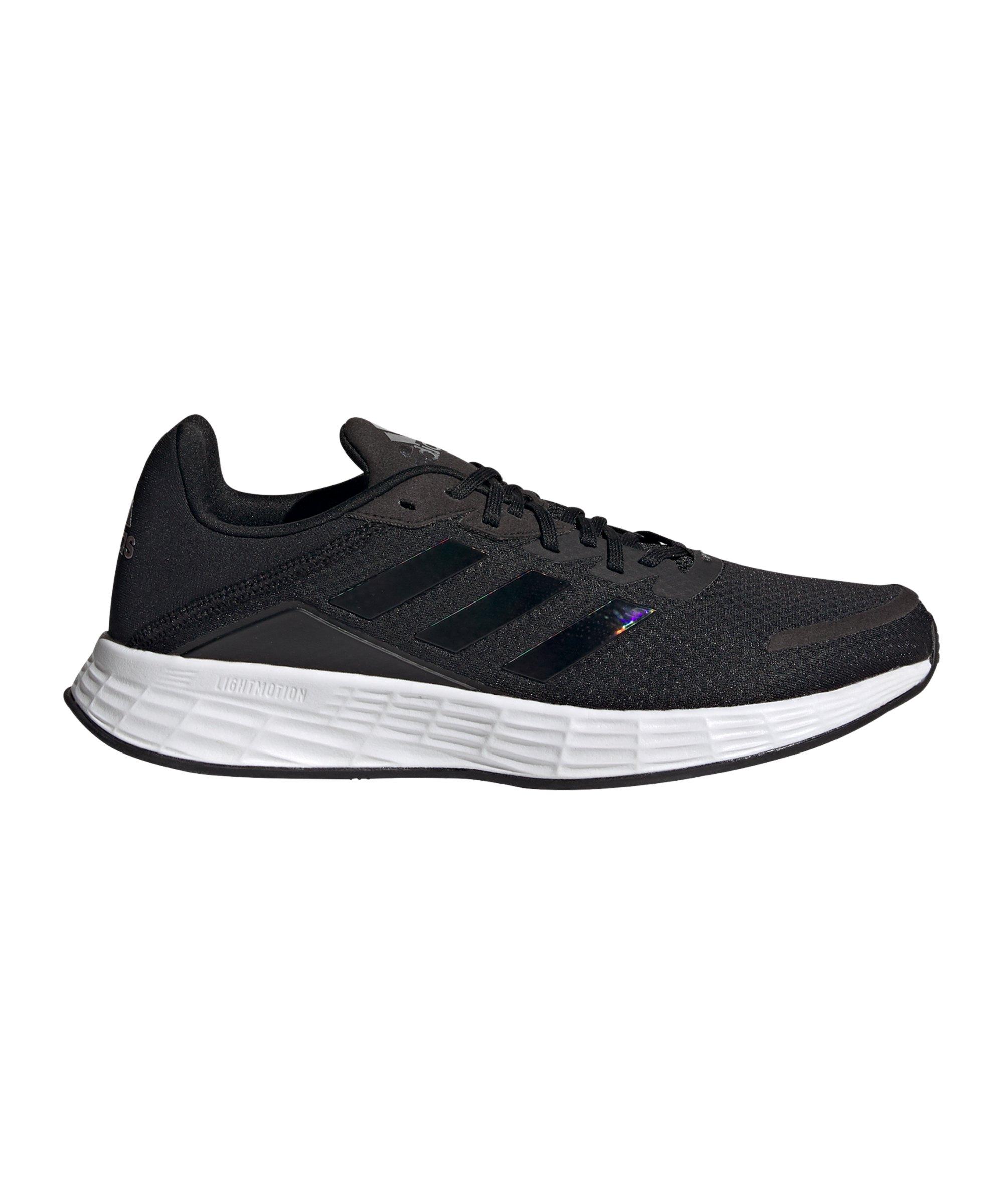 adidas Duramo SL Running Schwarz Grau - schwarz