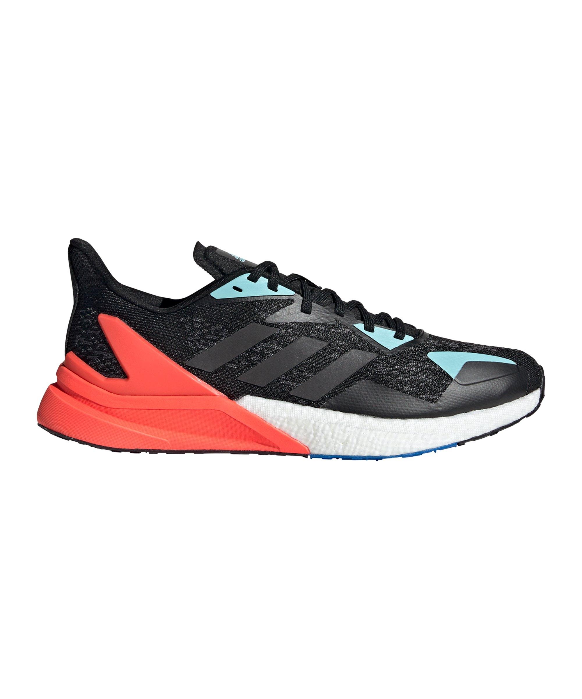 adidas X9000L3 Running Schwarz - schwarz