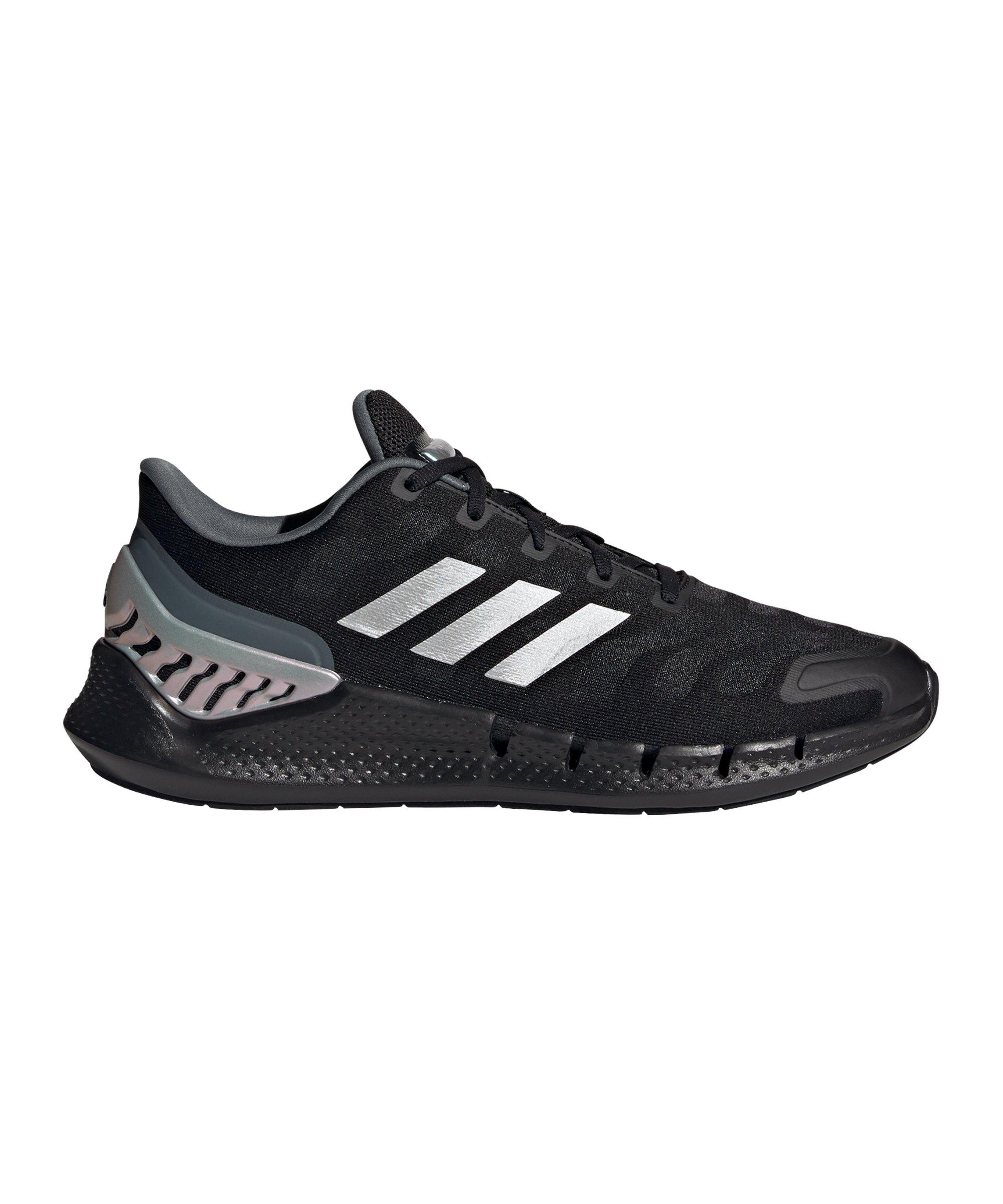 adidas Climacool Ventania Running Schwarz Grau - schwarz