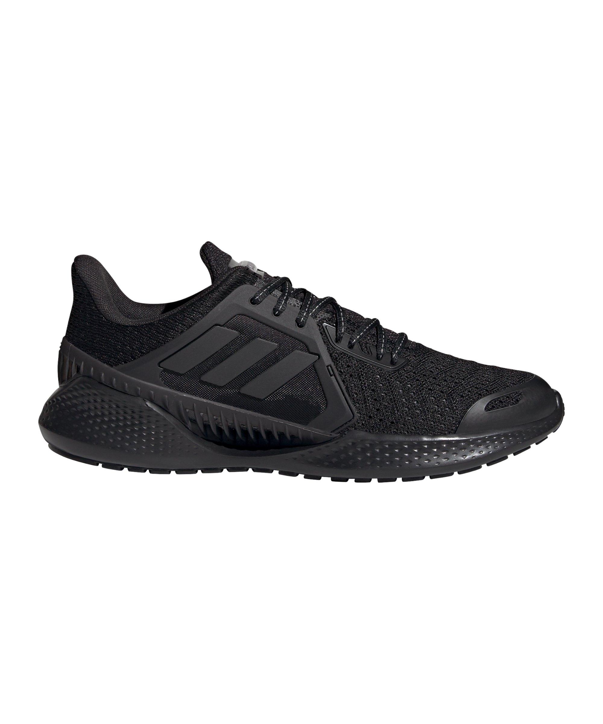 adidas Vent Running Schwarz - schwarz