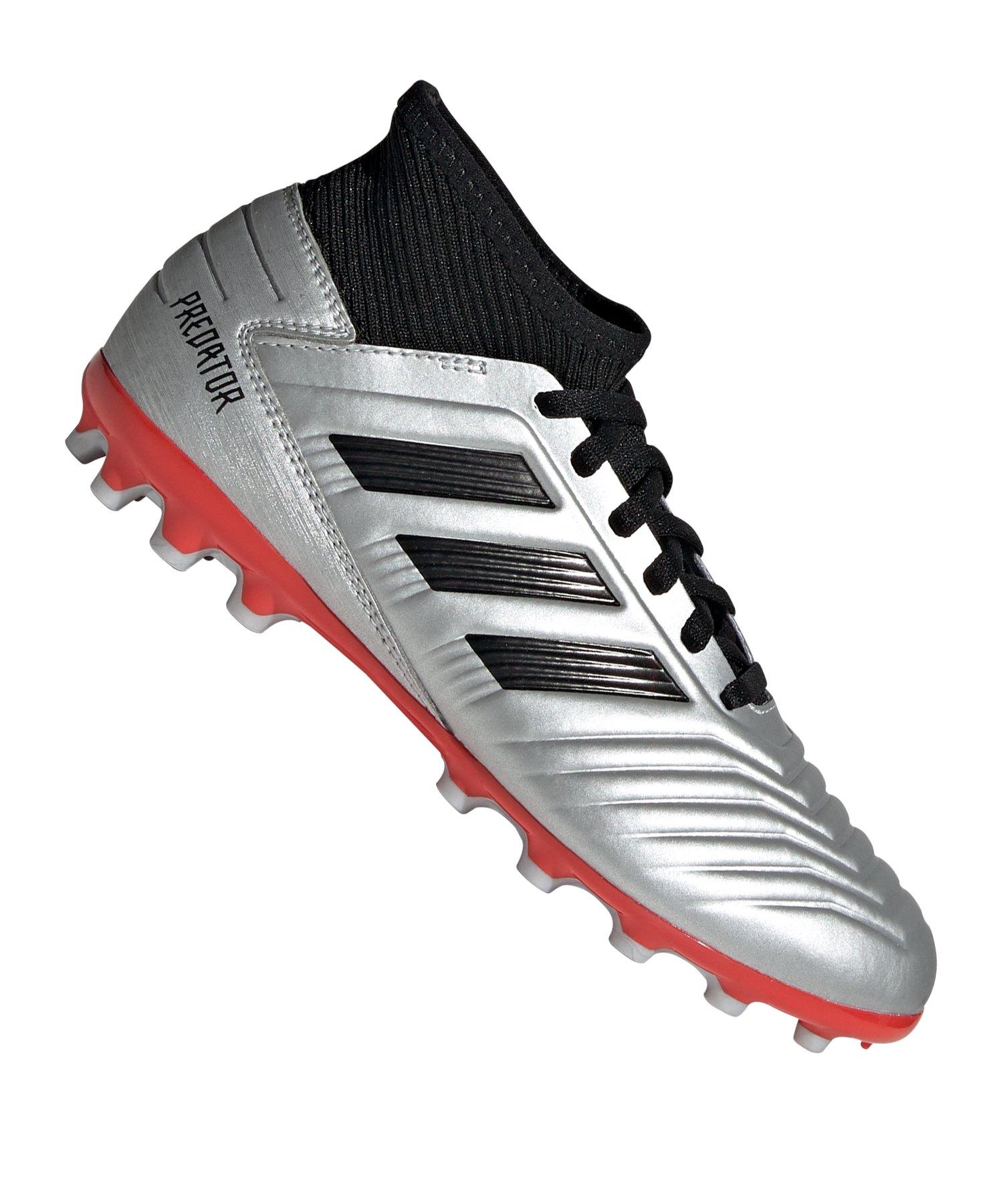 adidas Predator 19.3 AG Fußballschuh Schwarz   adidas Deutschland