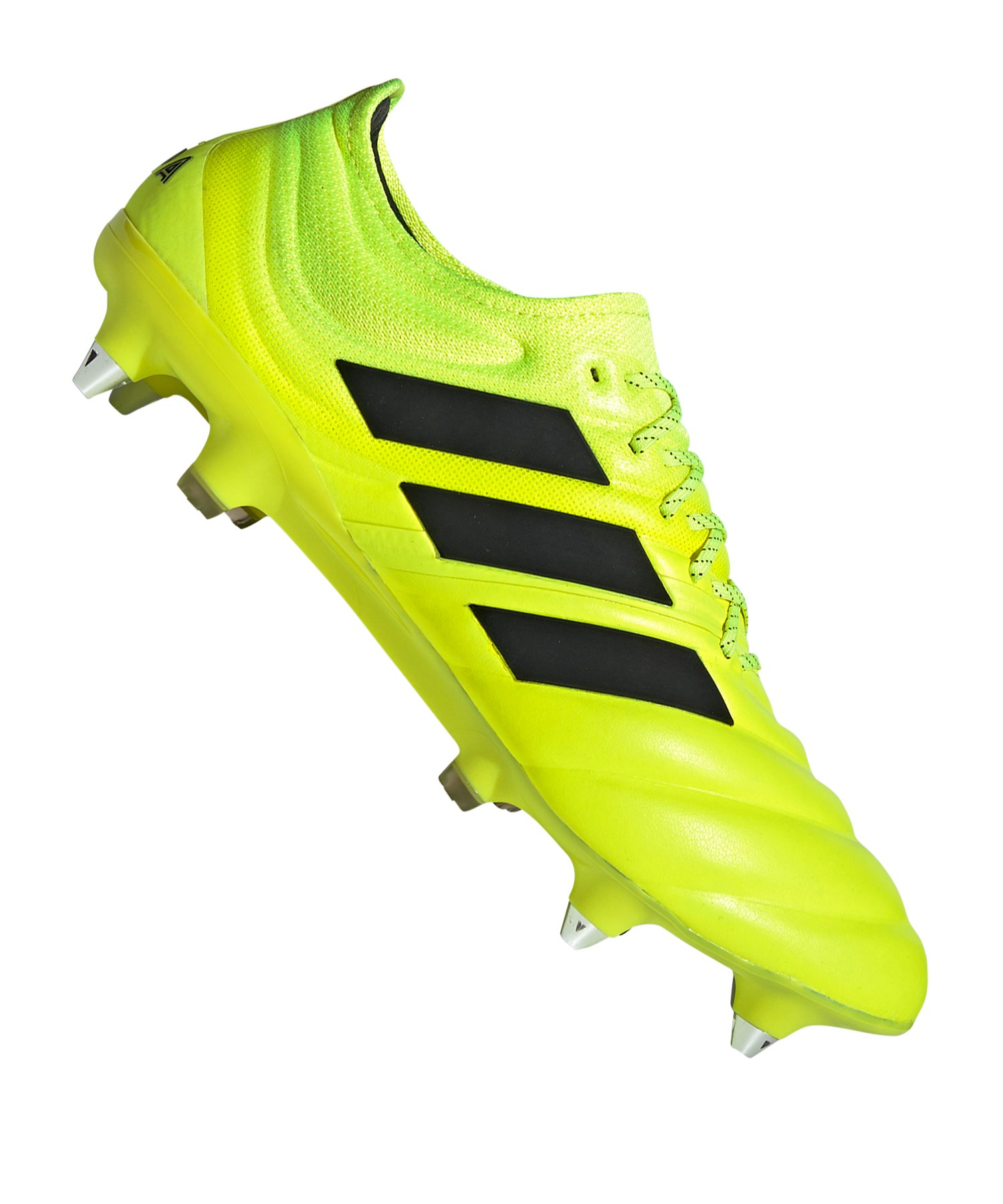 adidas COPA 19.1 SG Gelb - gelb
