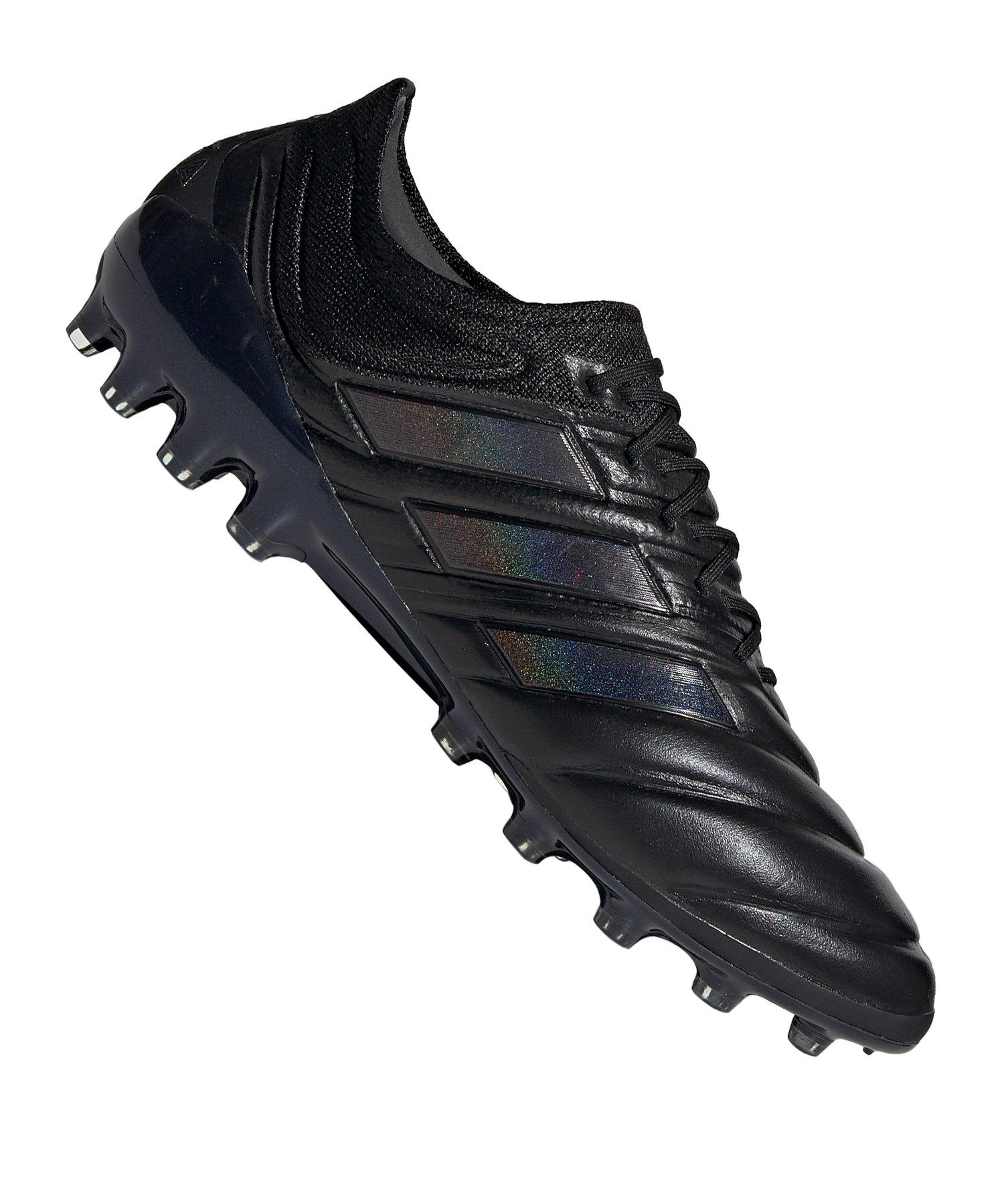adidas COPA 19.1 AG Schwarz - schwarz