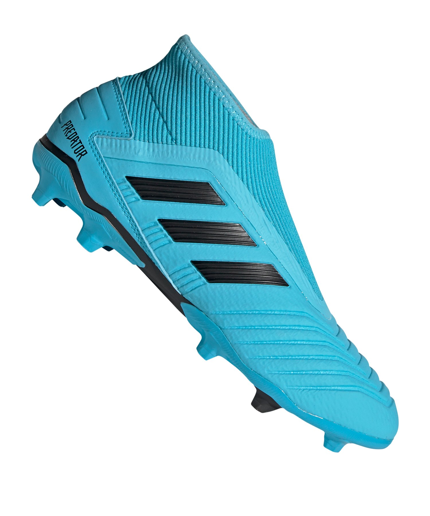 adidas Predator 19.3 LL FG Blau Schwarz - blau
