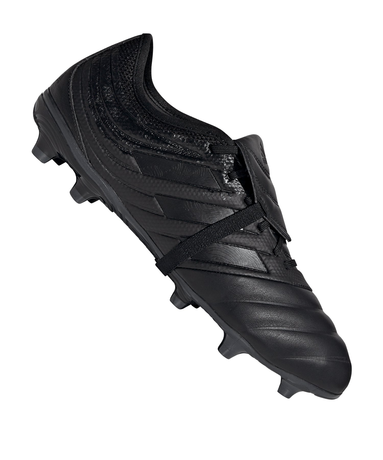 adidas COPA Gloro 20.2 FG Schwarz Grau - schwarz