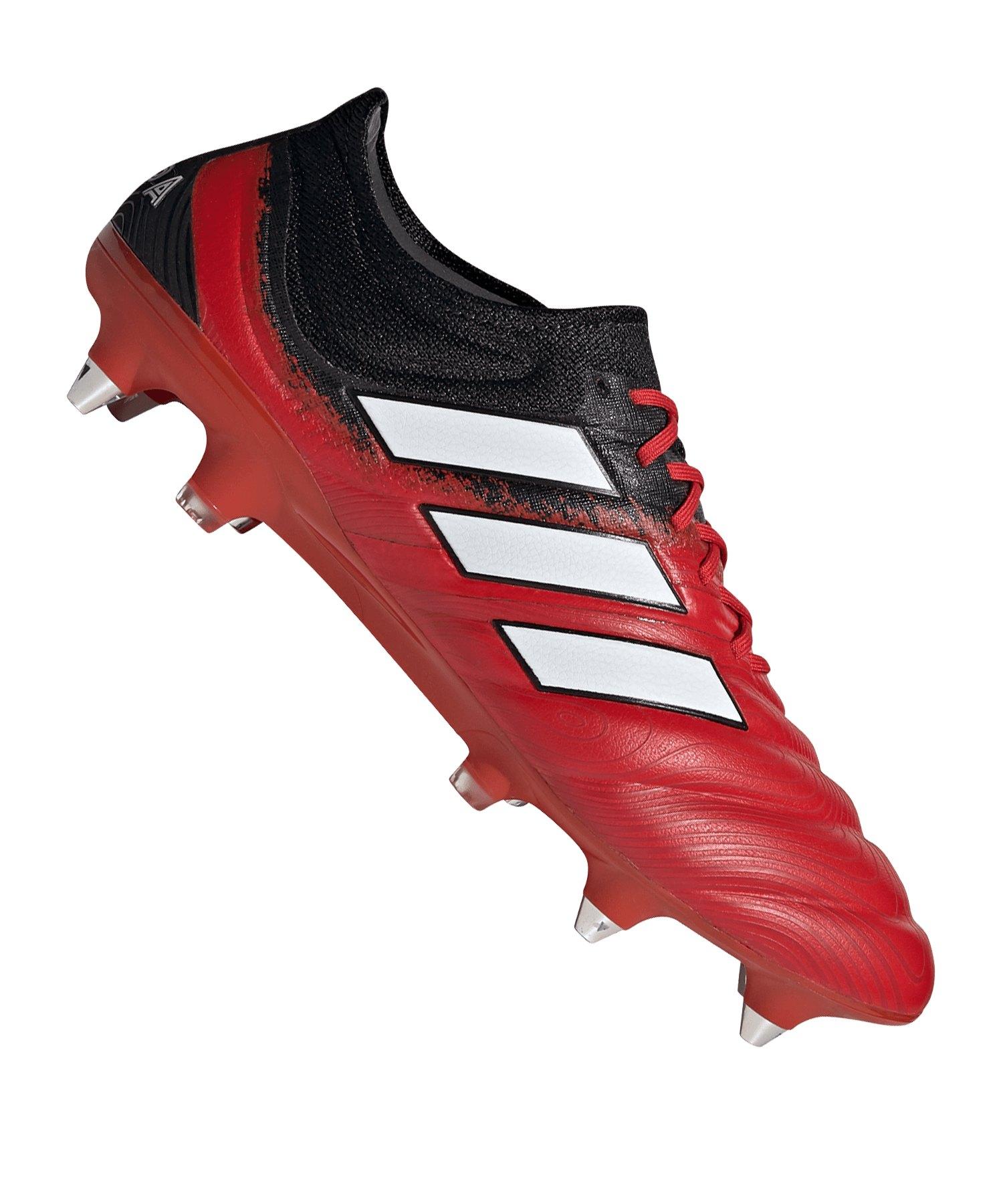 adidas COPA 20.1 SG Rot Schwarz - rot