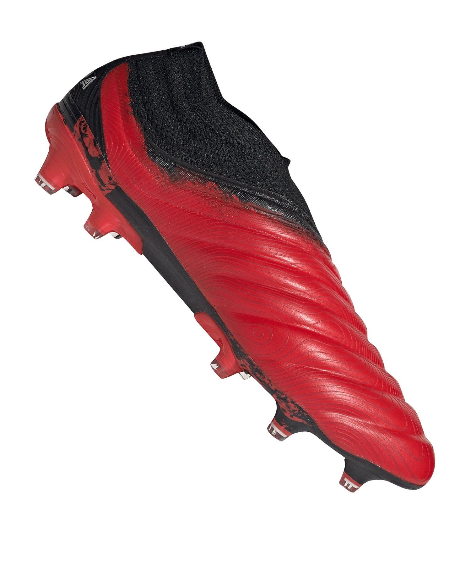 adidas COPA 20+ FG Rot Schwarz - rot
