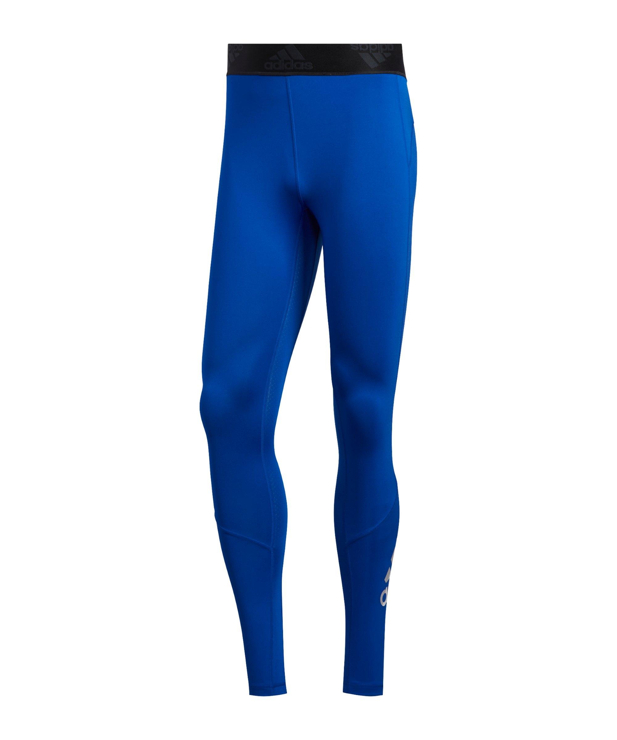 adidas Alphaskin 2.0 Running Blau - blau