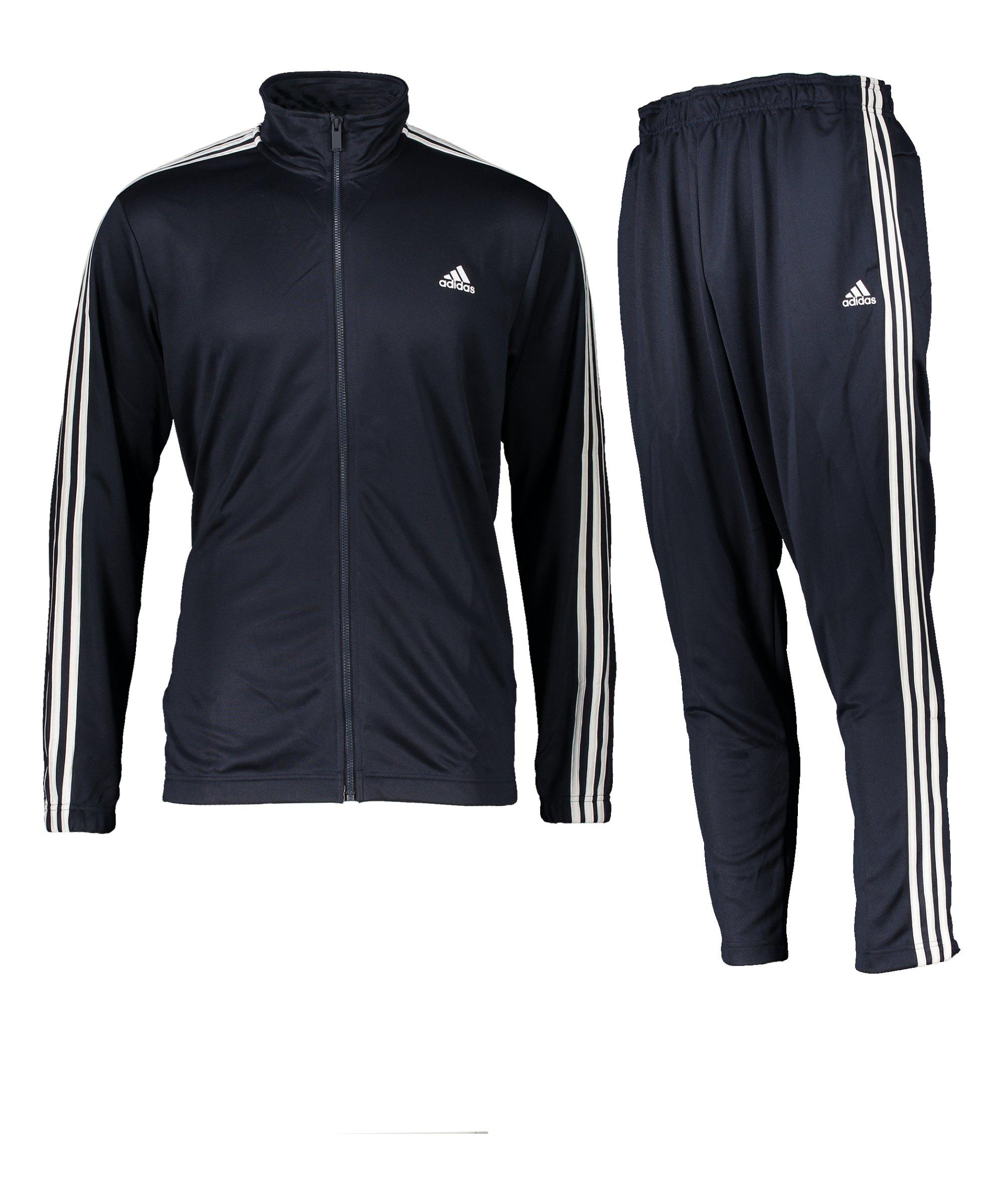 adidas Athletics Tiro Trainingsanzug Blau - blau