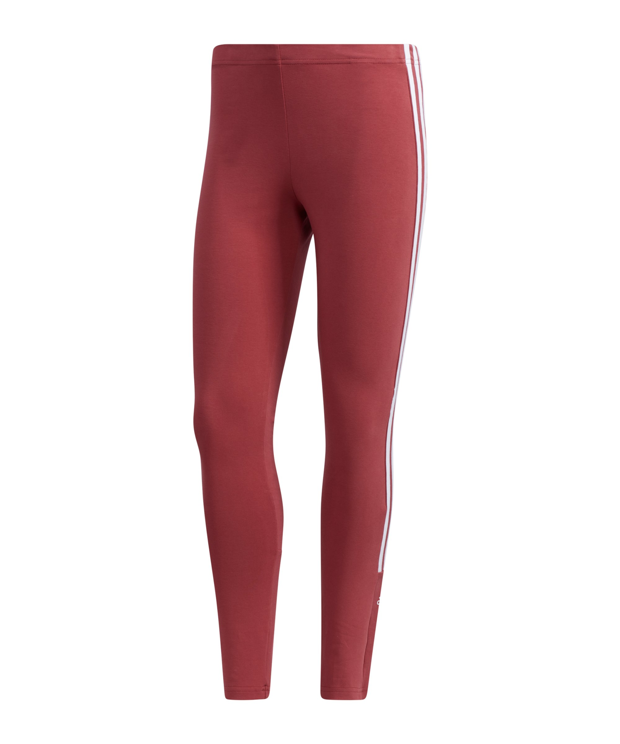 adidas New Authentic 7/8 Tight Damen Rot - rot