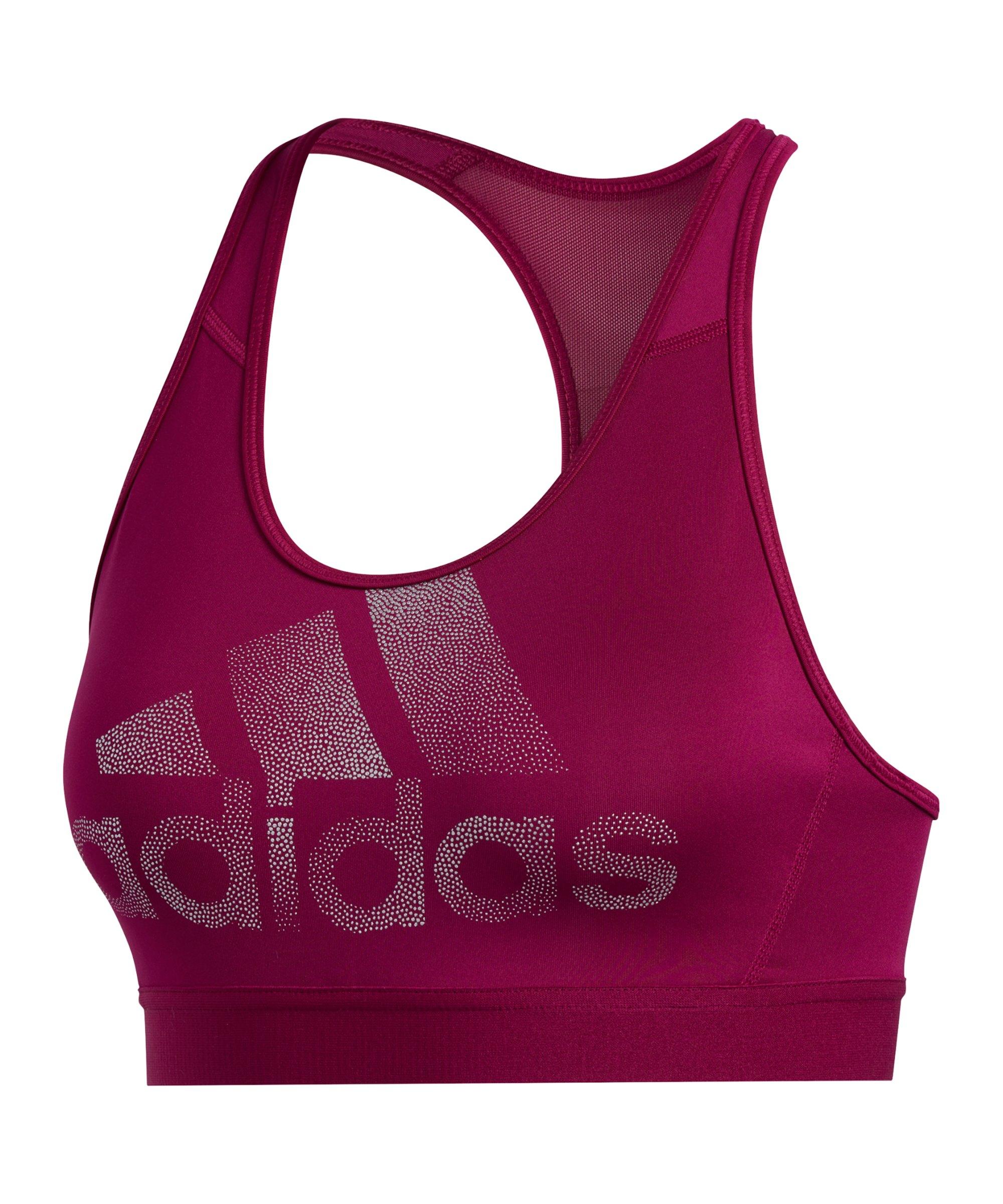 adidas Holiday Sport-BH Damen Rot - rot