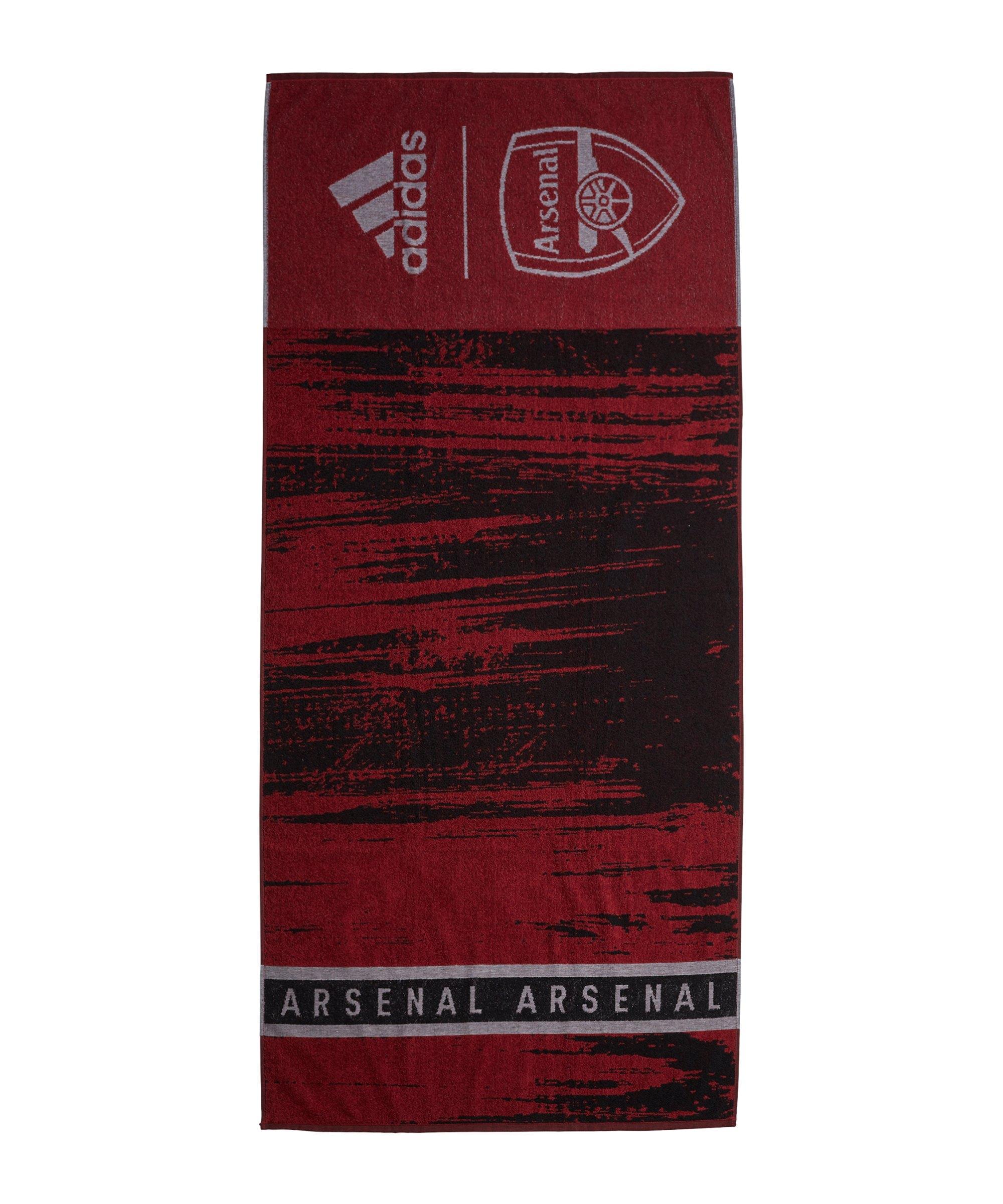 adidas FC Arsenal London Handtuch Schwarz - schwarz
