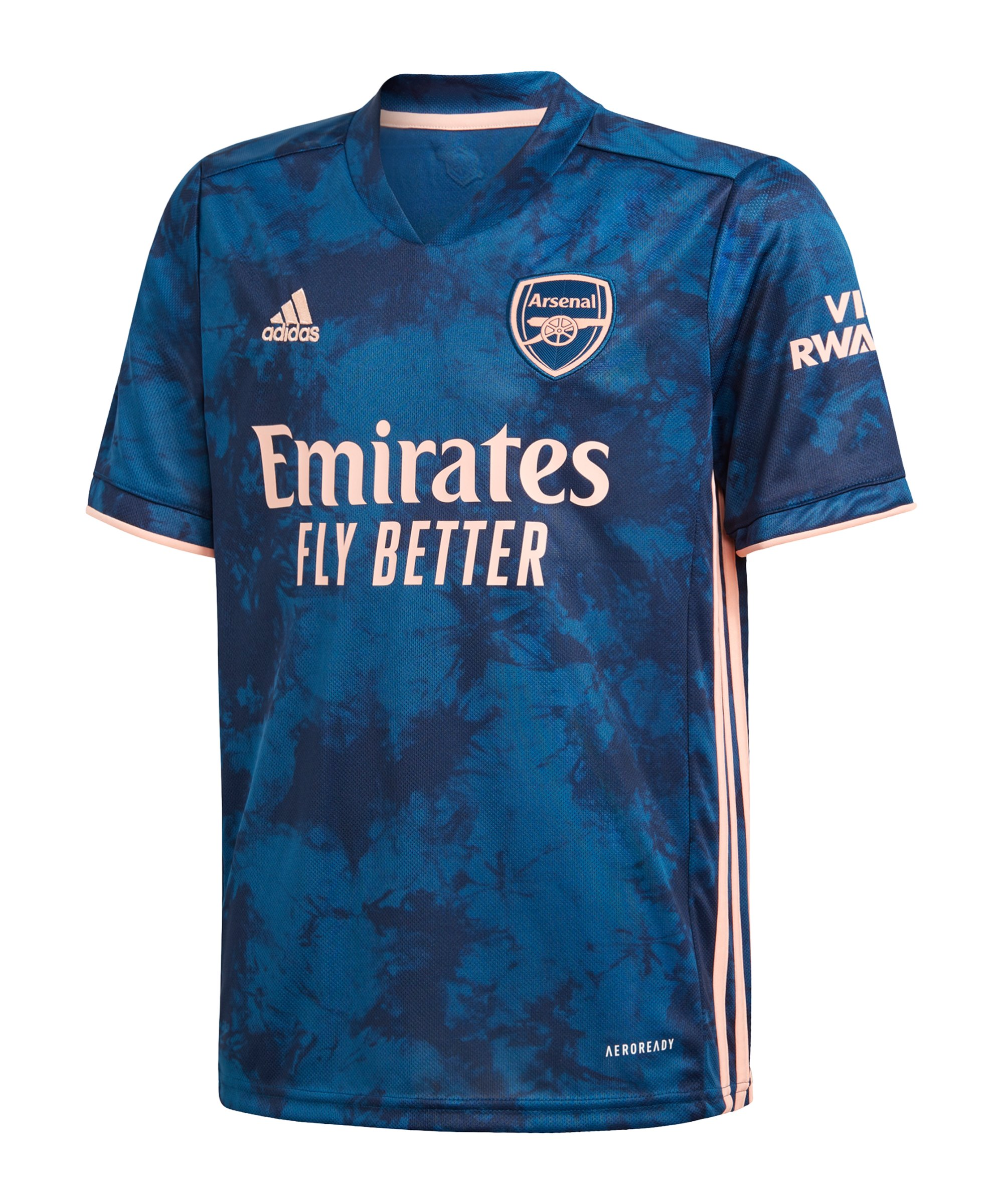 adidas FC Arsenal London Trikot 3rd 2020/2021 Kids - blau