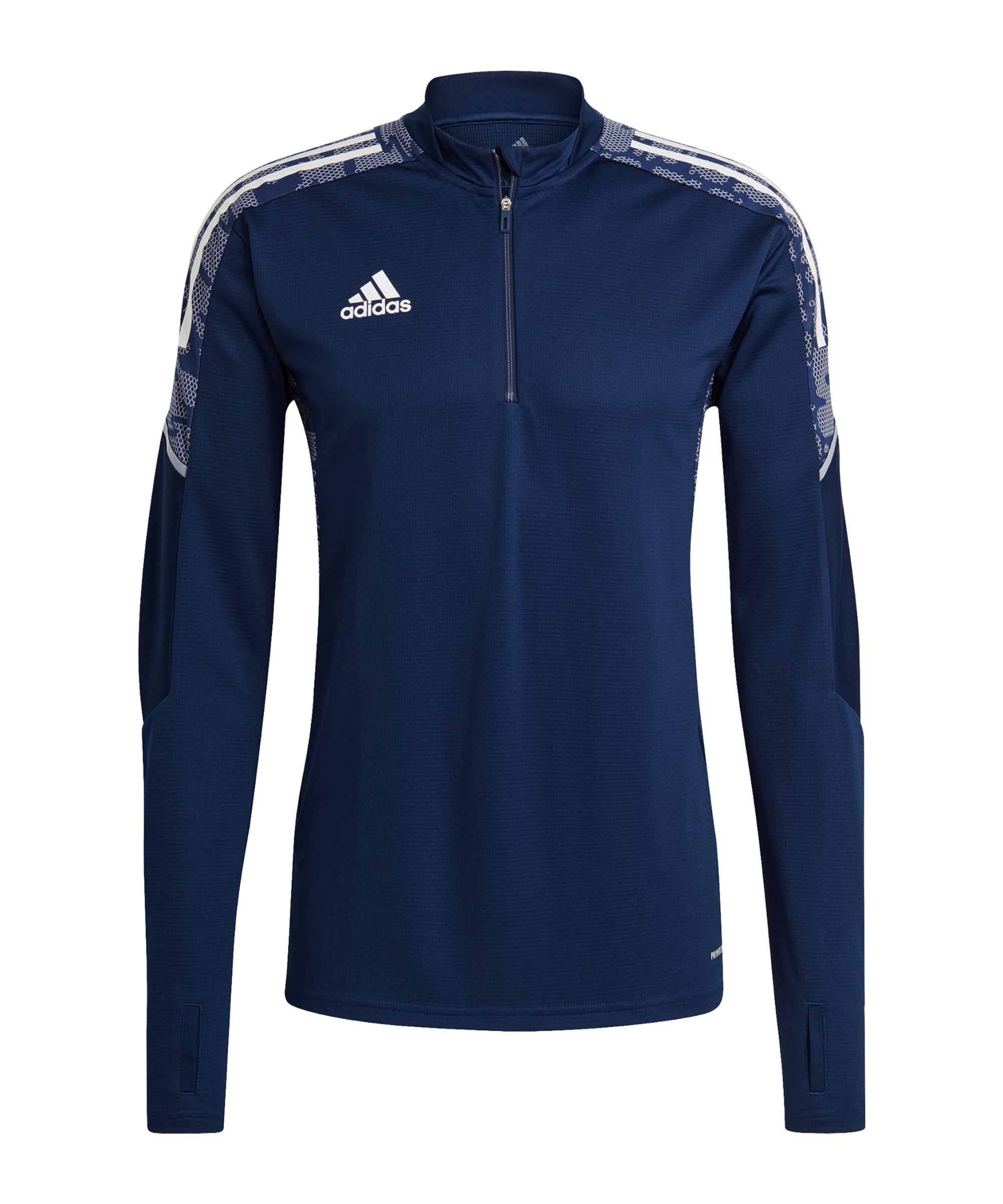 adidas Condivo 21 Trainingstop Blau - blau