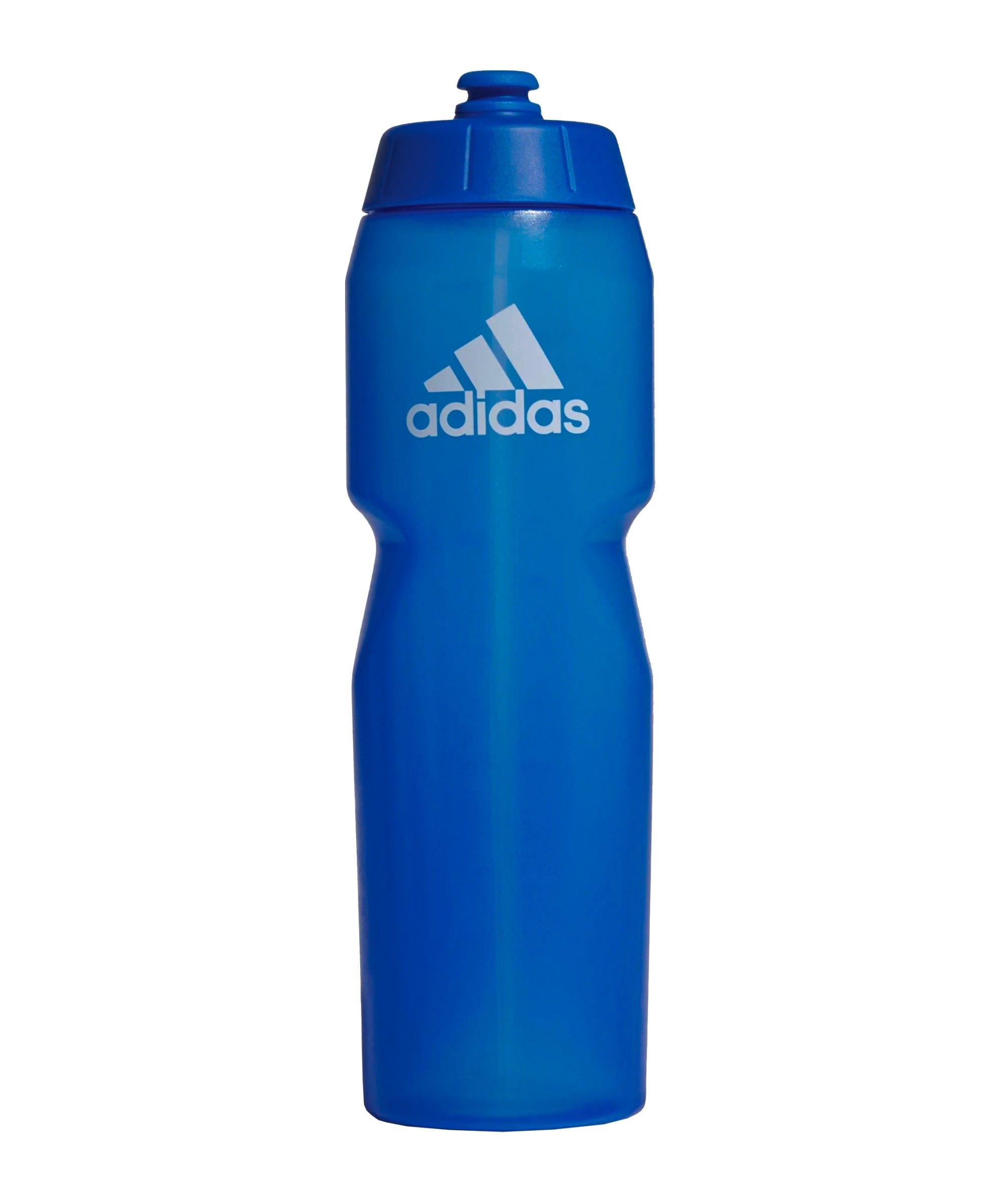adidas Performance Trinkflasche 750ml Blau - blau