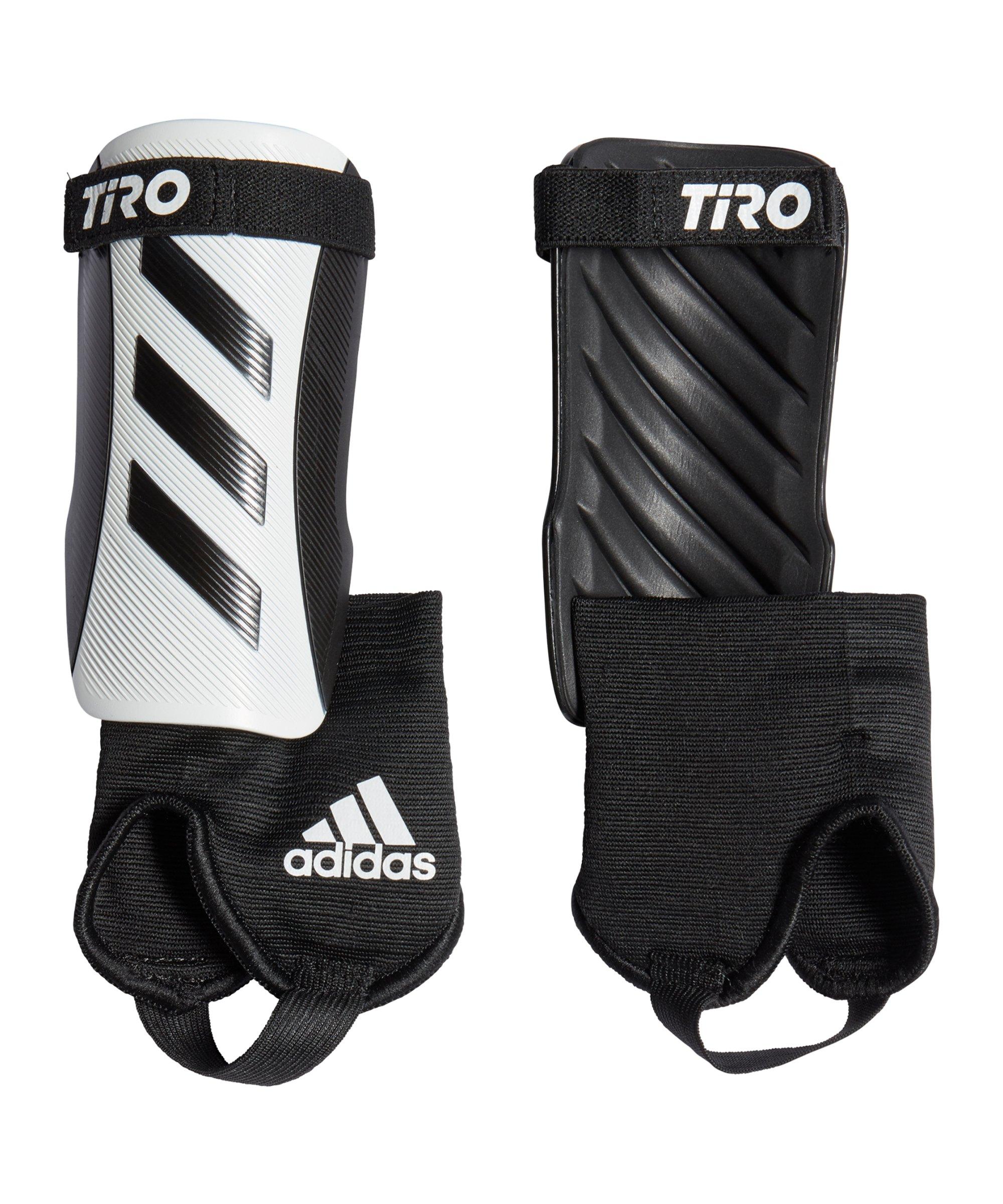 adidas Tiro MTC Schienbeinschoner Kids Weiss - weiss