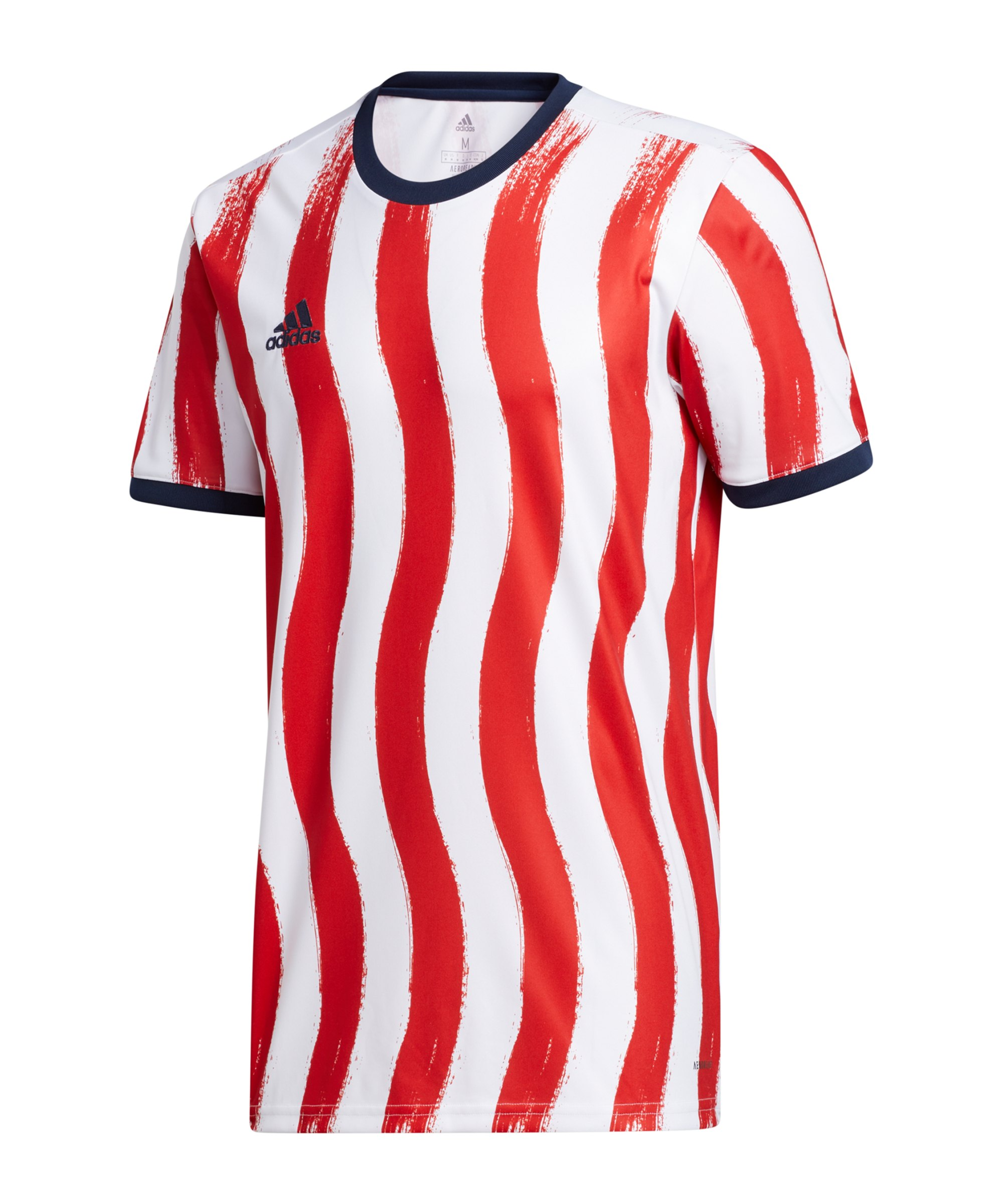 adidas MLS All Star Prematch Shirt 2021/2022 Weiss - rot