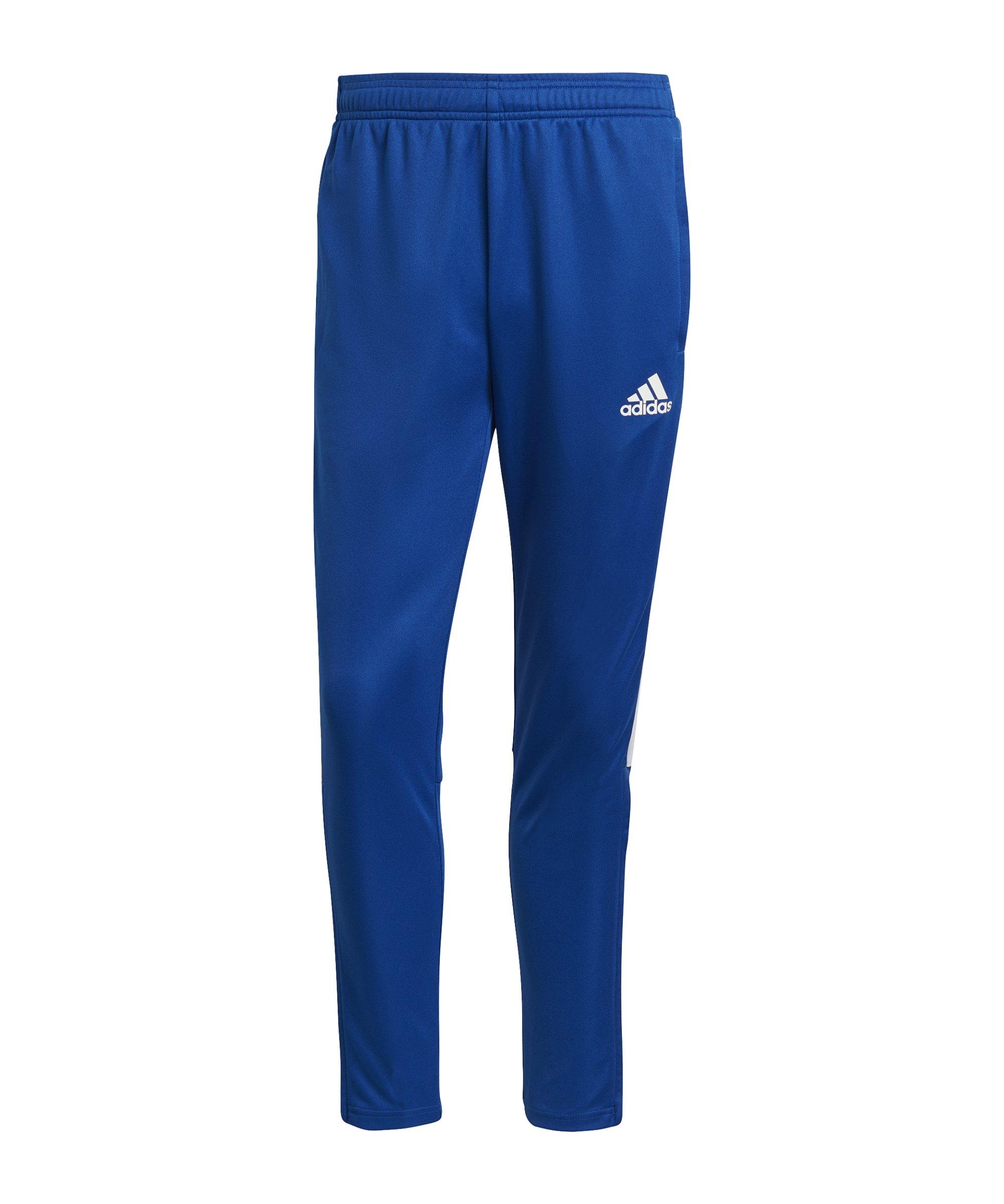 adidas Tiro 21 Trainingshose Blau - blau